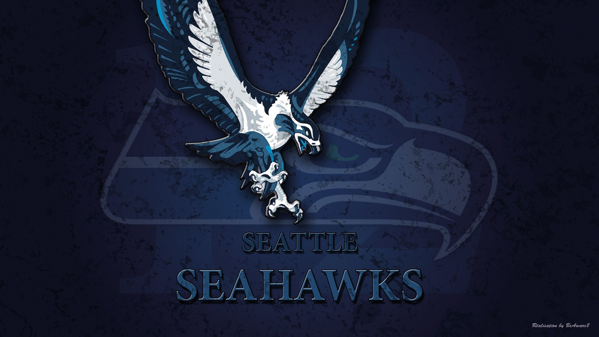 Seattle Seahawks Wallpaper 1920x1080: Seahawks Logo Wallpaper Pics (69+ Images