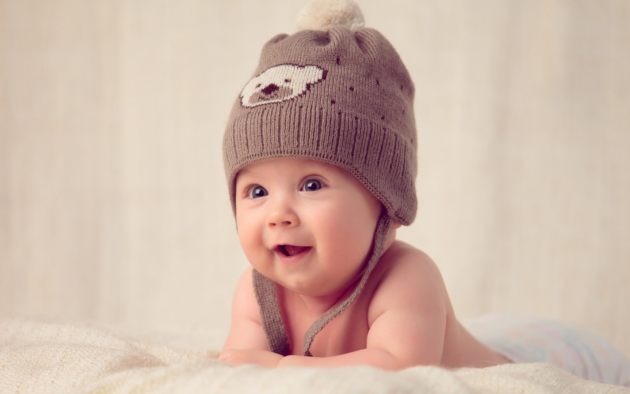 2560x1600 Baby First Smile 4K Wallpaper u0026middot; Happy Baby Wallpaper .