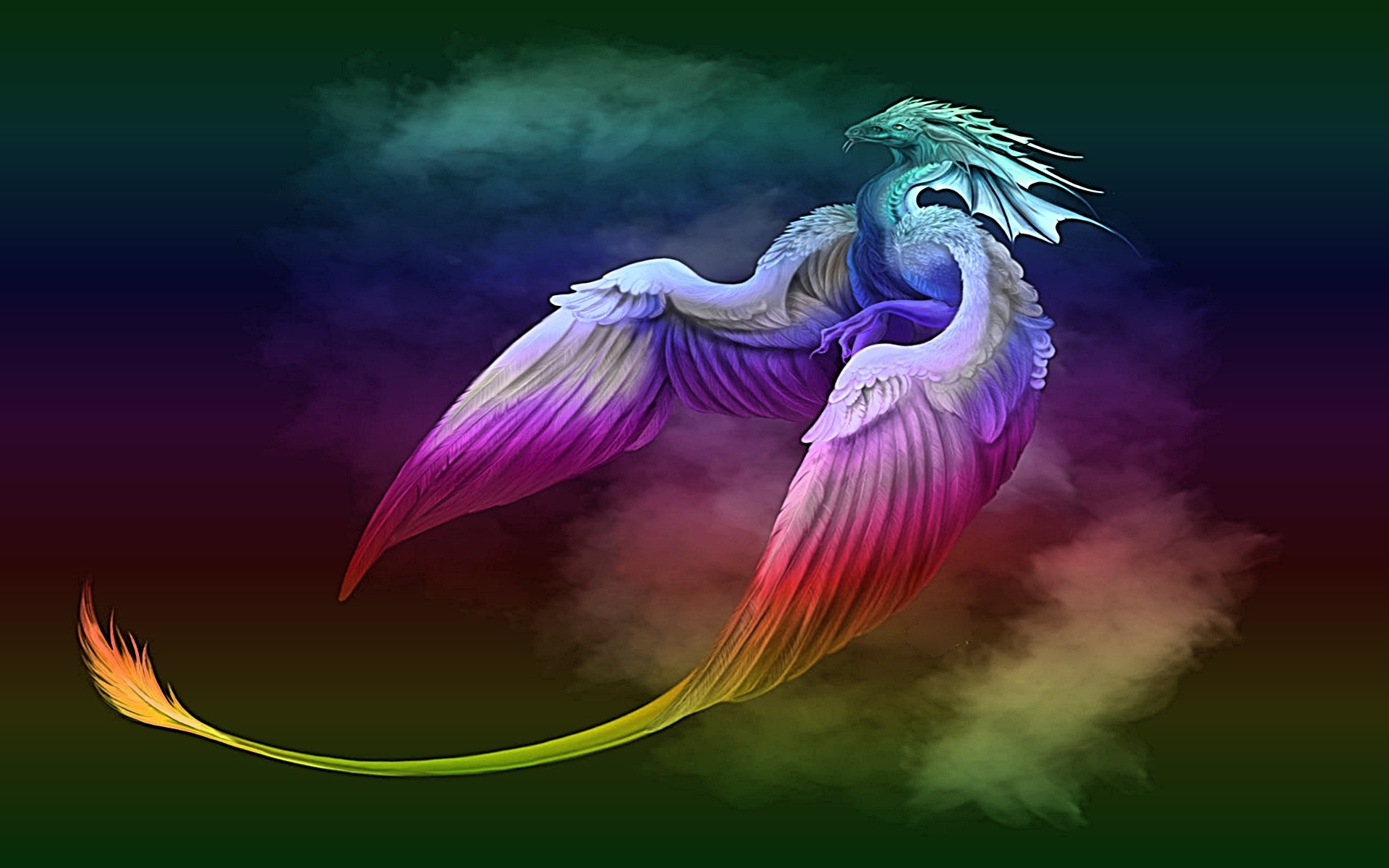 1920x1200 ... Free Dragon Wallpapers Downloads Group (59 ) · Cool ...