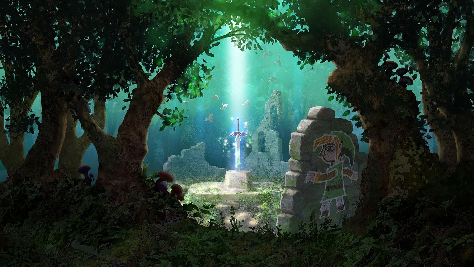 Zelda Link Wallpaper 70 Images