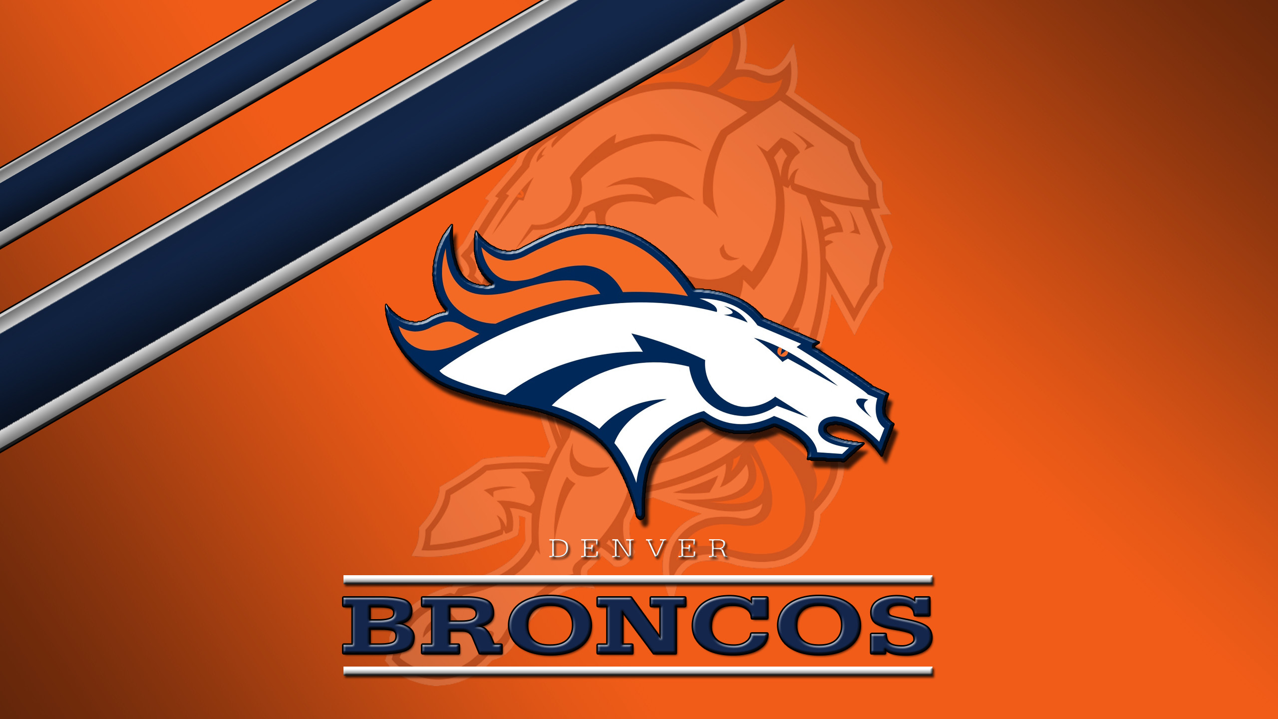 2560x1440 Denver Broncos Wallpapers HD