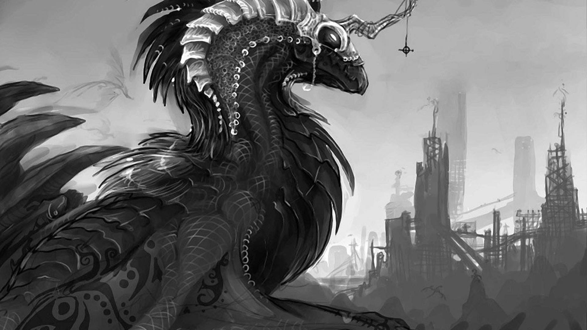 Black dragon wallpapers 65 images - Dragon backgrounds 1920x1080 ...