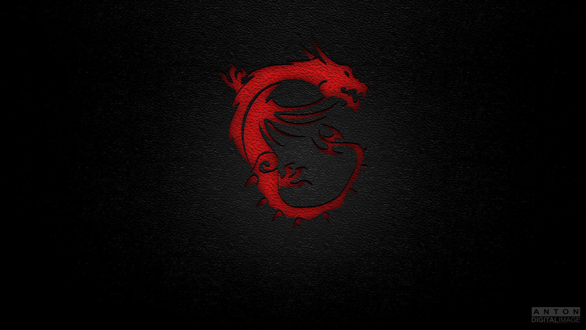 1920x1080 MSI Dragon Gaming Series Wallpaper 1080p by Thony32 on DeviantArt