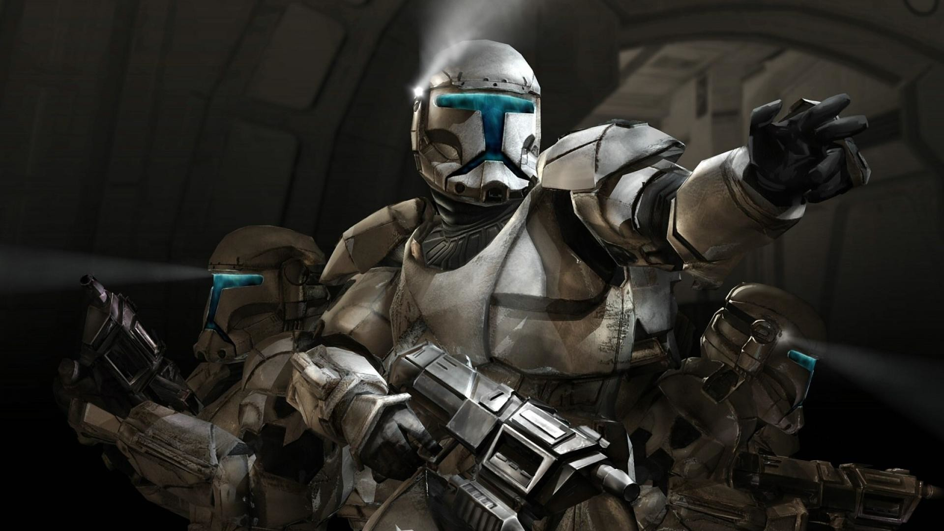 1920x1080 ... clone trooper wallpaper wallpapersafari ...
