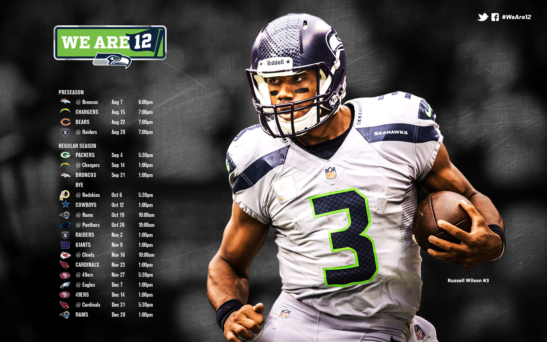 Russell wilson wallpapers 63 images - Seahawks wallpaper russell wilson ...