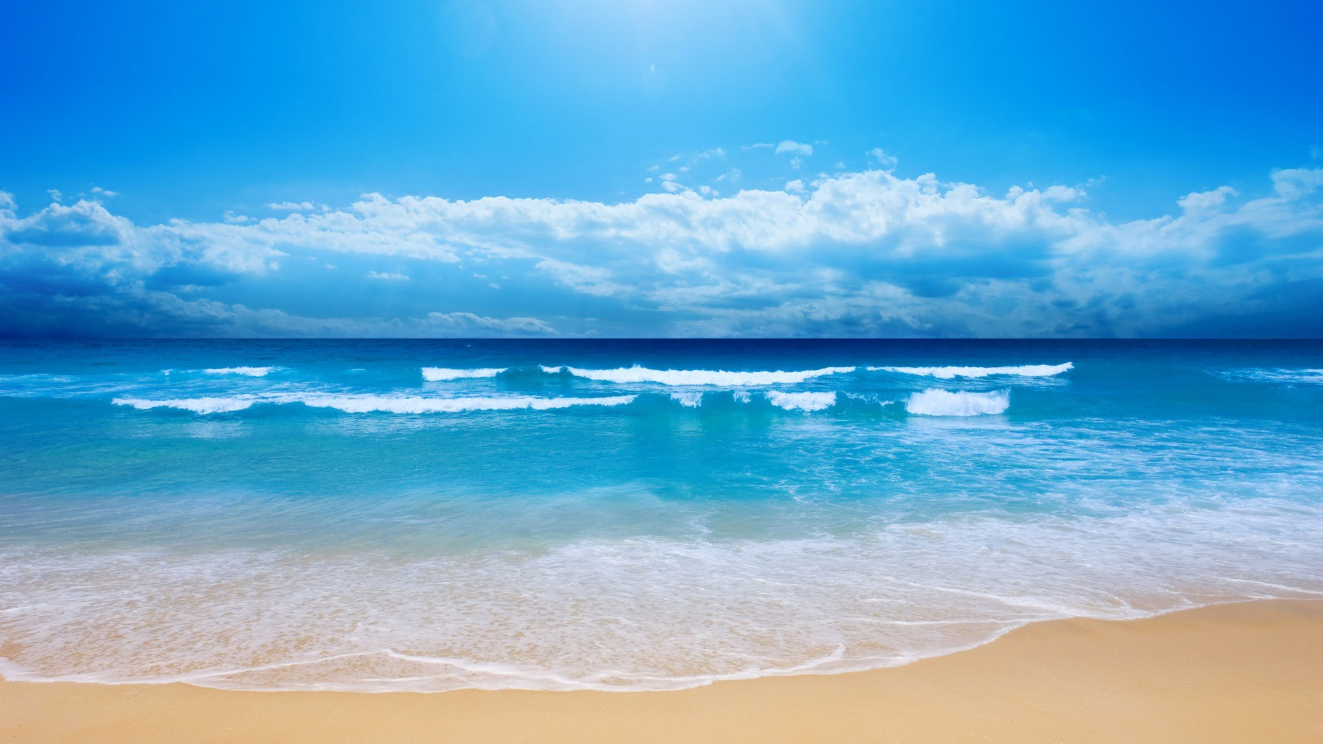 1920x1080 Small Wave Wallpaper Beaches Nature Wallpapers