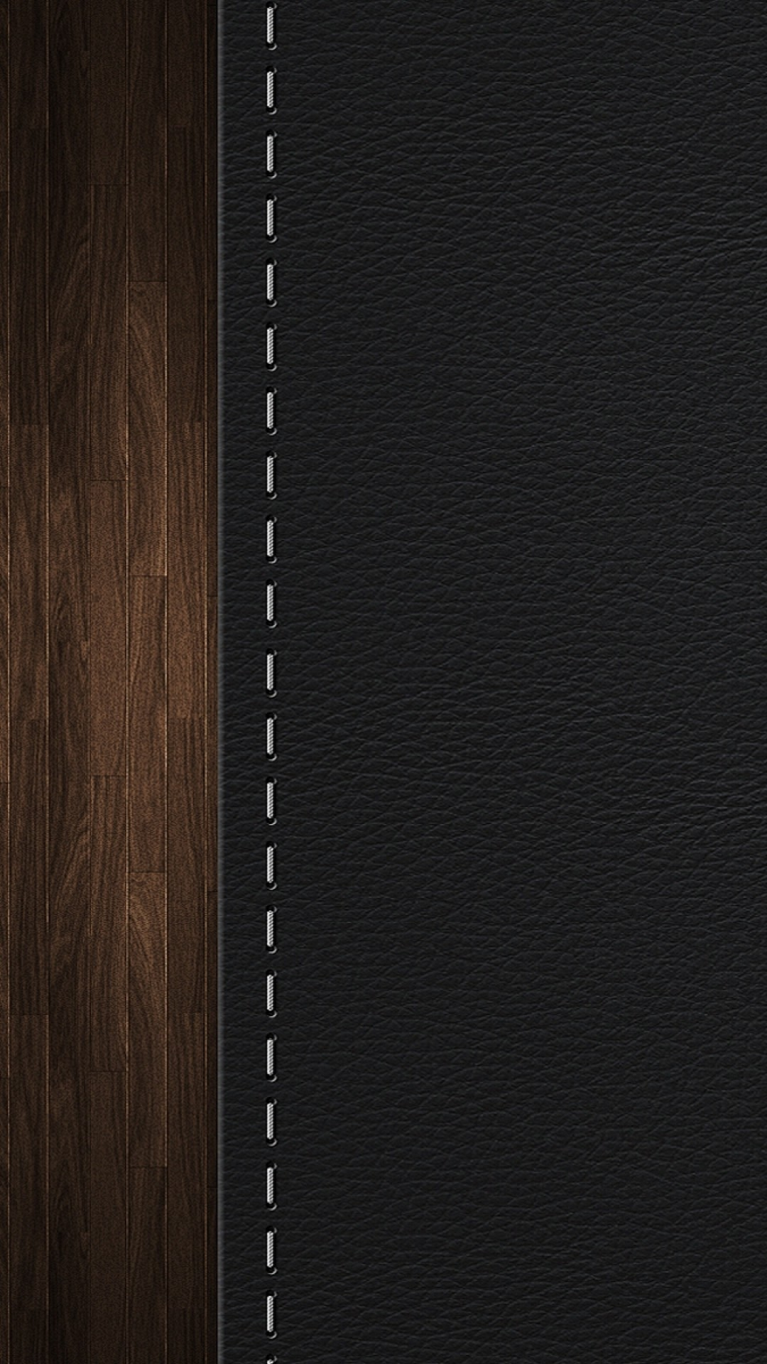 1080x1920  Wallpaper leather, wood, background, texture