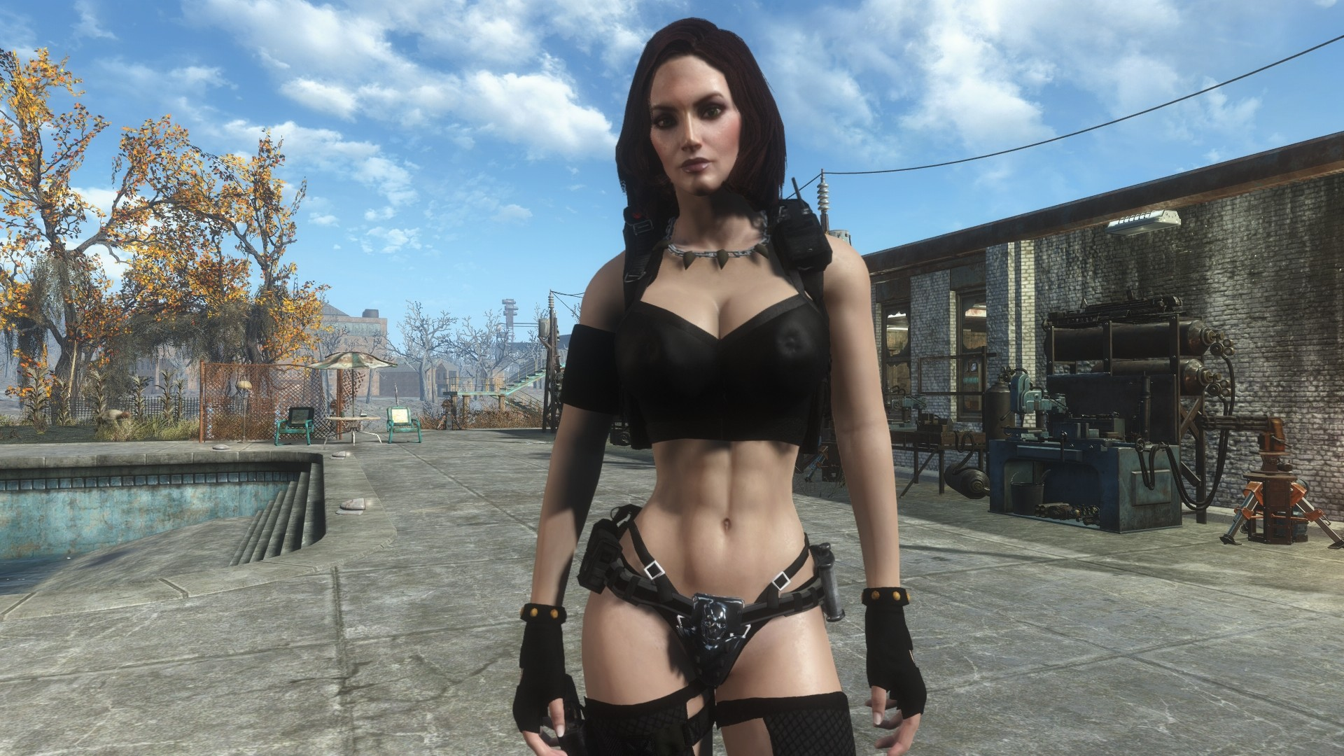 Piper fallout 4 nude mod hentia galleries
