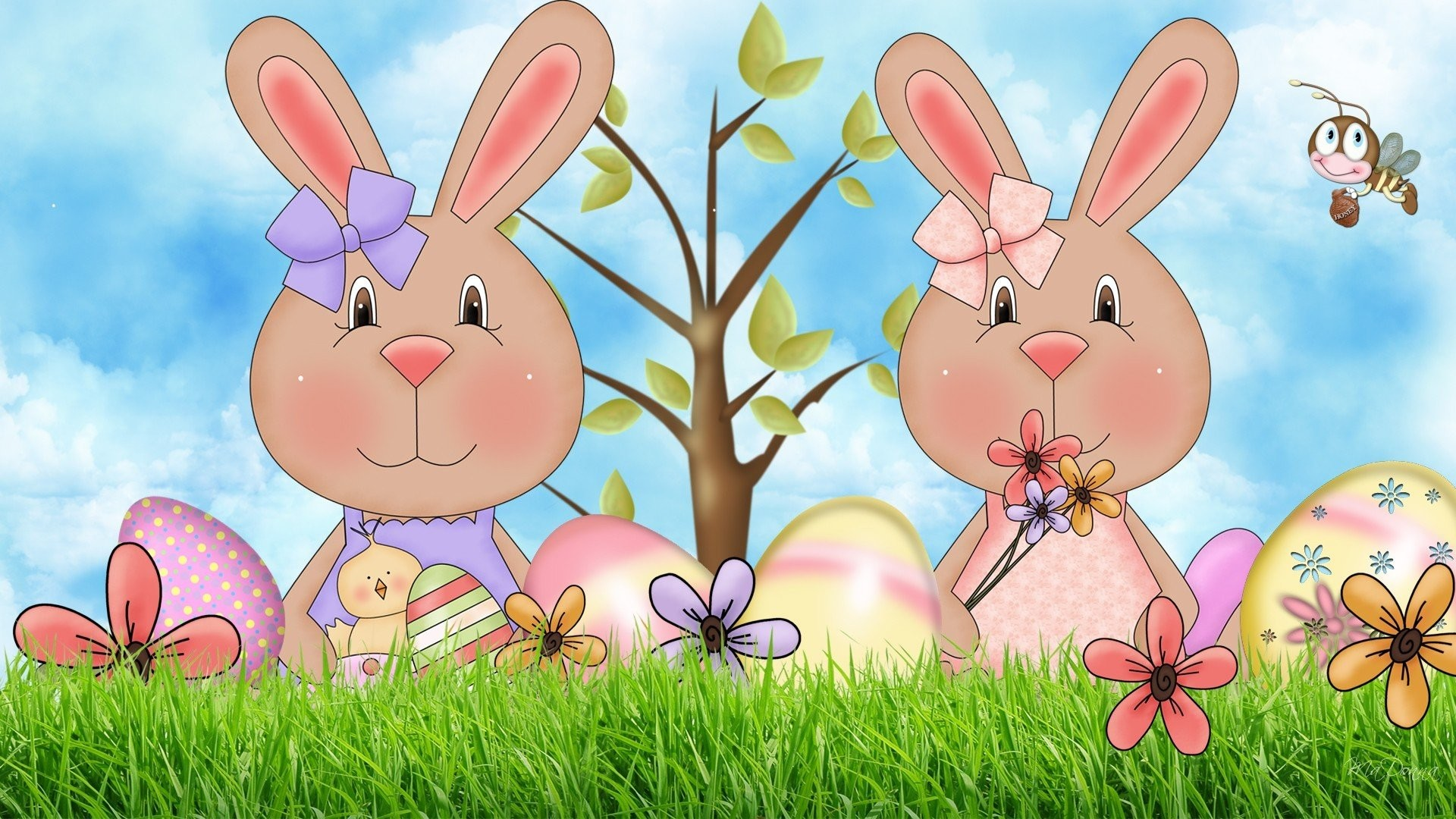1920x1080 Happy Easter Wallpapers HD | HD Wallpapers, Gifs, Backgrounds, ...