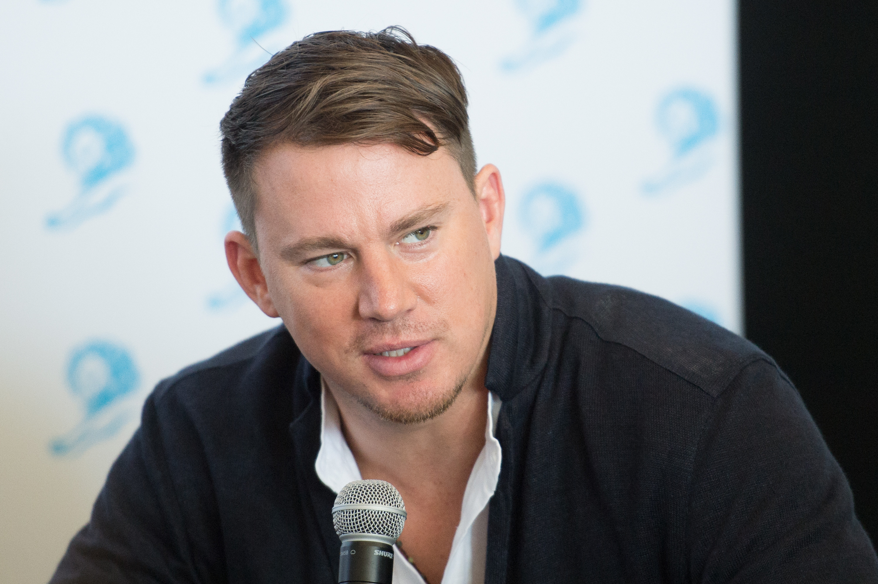 "3000x1995 Channing Tatum came up with ""stripper names"" for fellow actors, and it's  giving us life"
