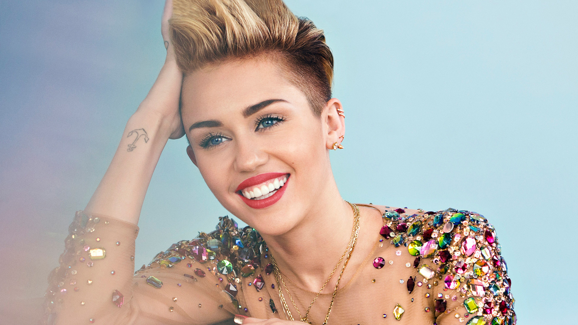 1920x1080 HD Miley Cyrus Wallpapers 01 – HdCoolWallpapers.Com