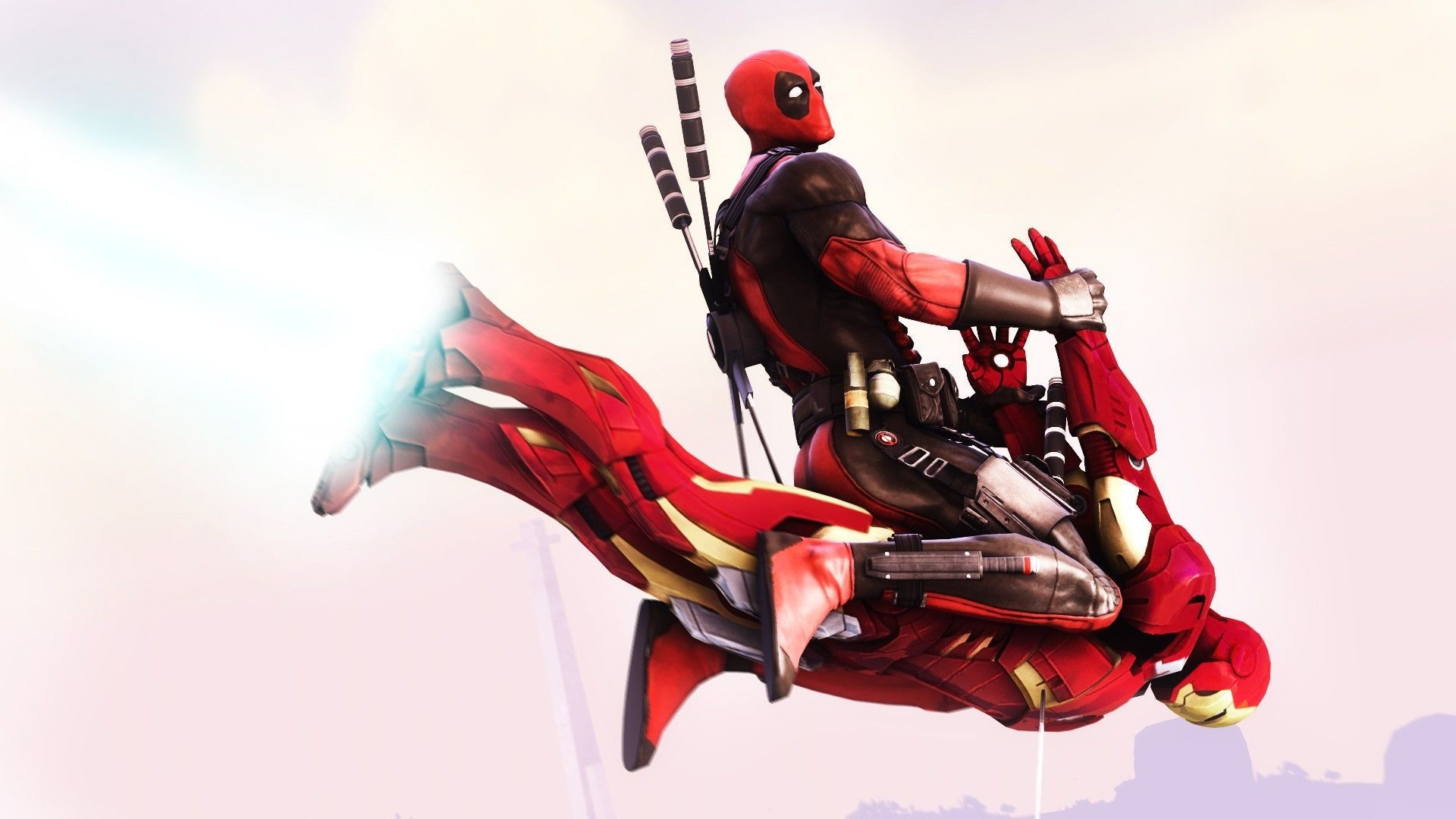 1920x1080 Deadpool Desktop wallpapers