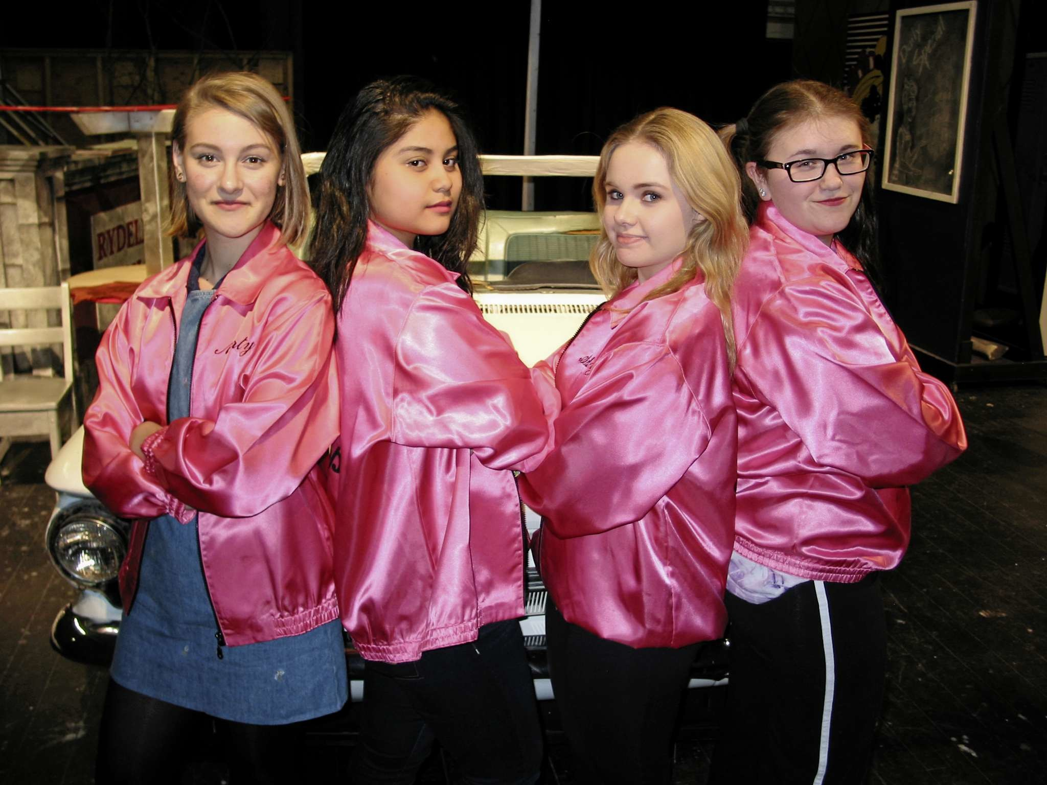 2048x1536 Glenlawn's music teacher teacher Greg Crowe says the school's upcoming  production of Grease is a progressive