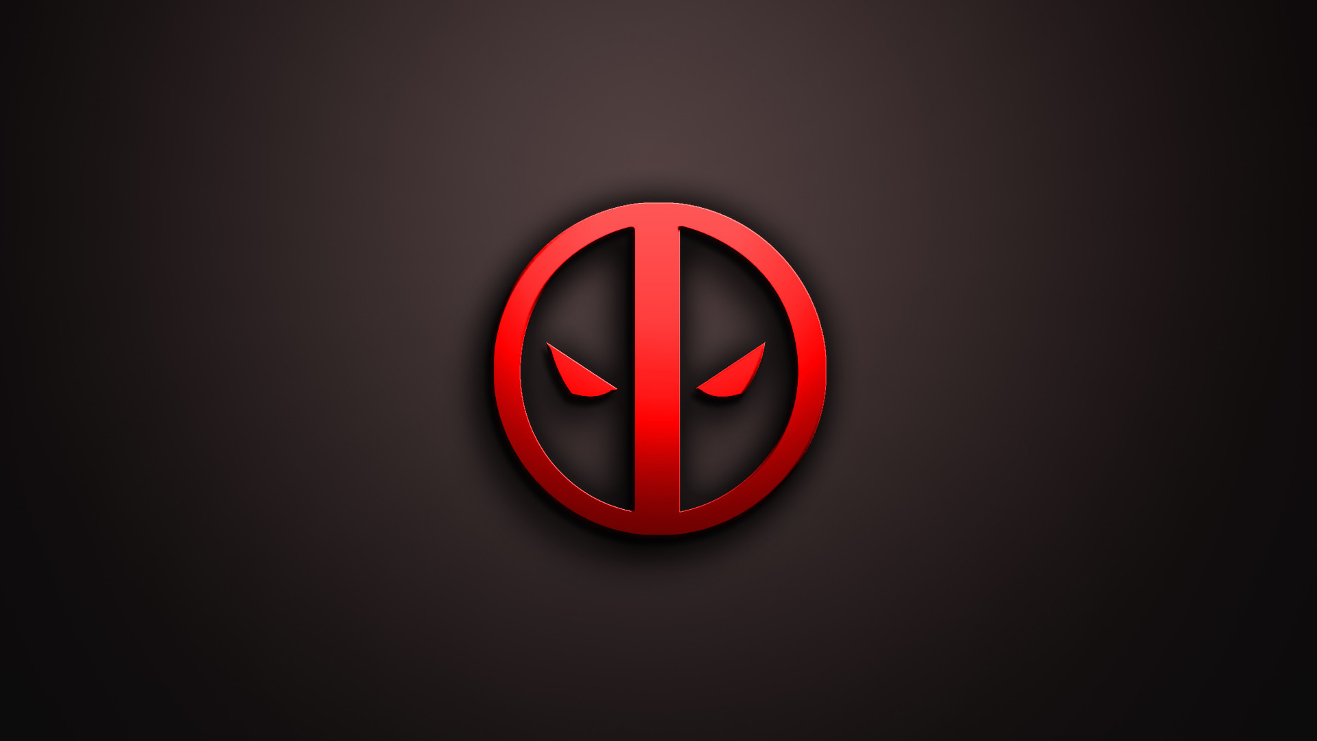 3d Deadpool Logo Wallpaper 76 Images