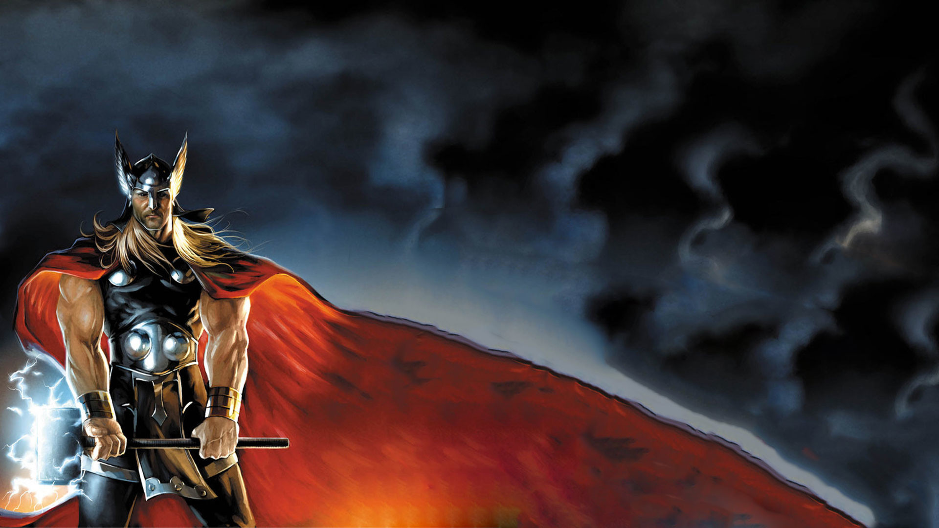 Thor Pictures Free Wallpaper: Thors Hammer Wallpaper (77+ Images