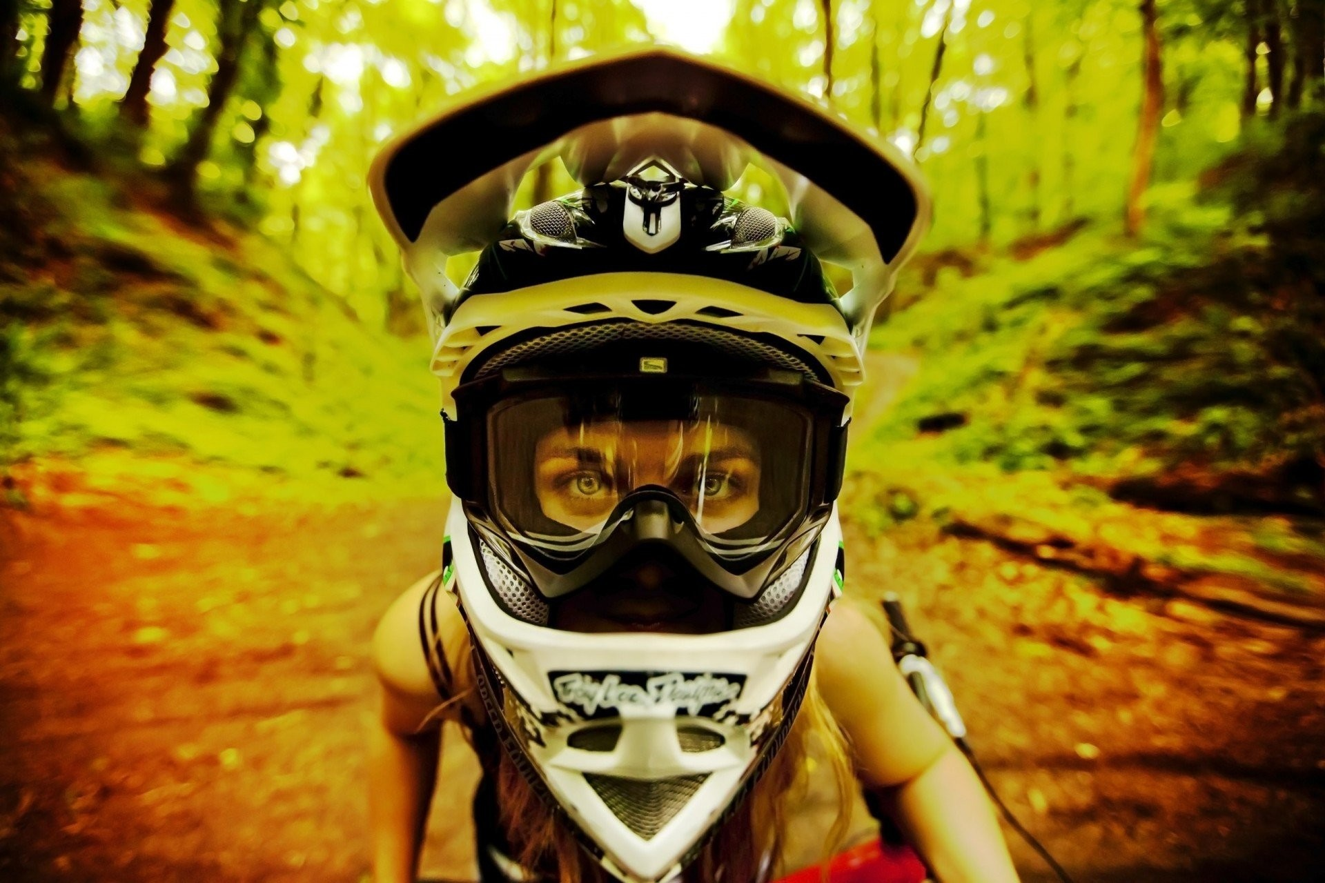 Dirt Bike Girls Wallpaper 28 Images