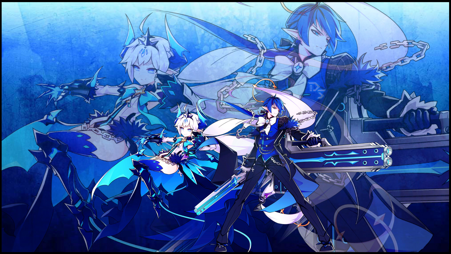 1920x1080 ... Lu/Ciel Nobless/Royal Guard Wallpaper By D.S. by DelayedShot