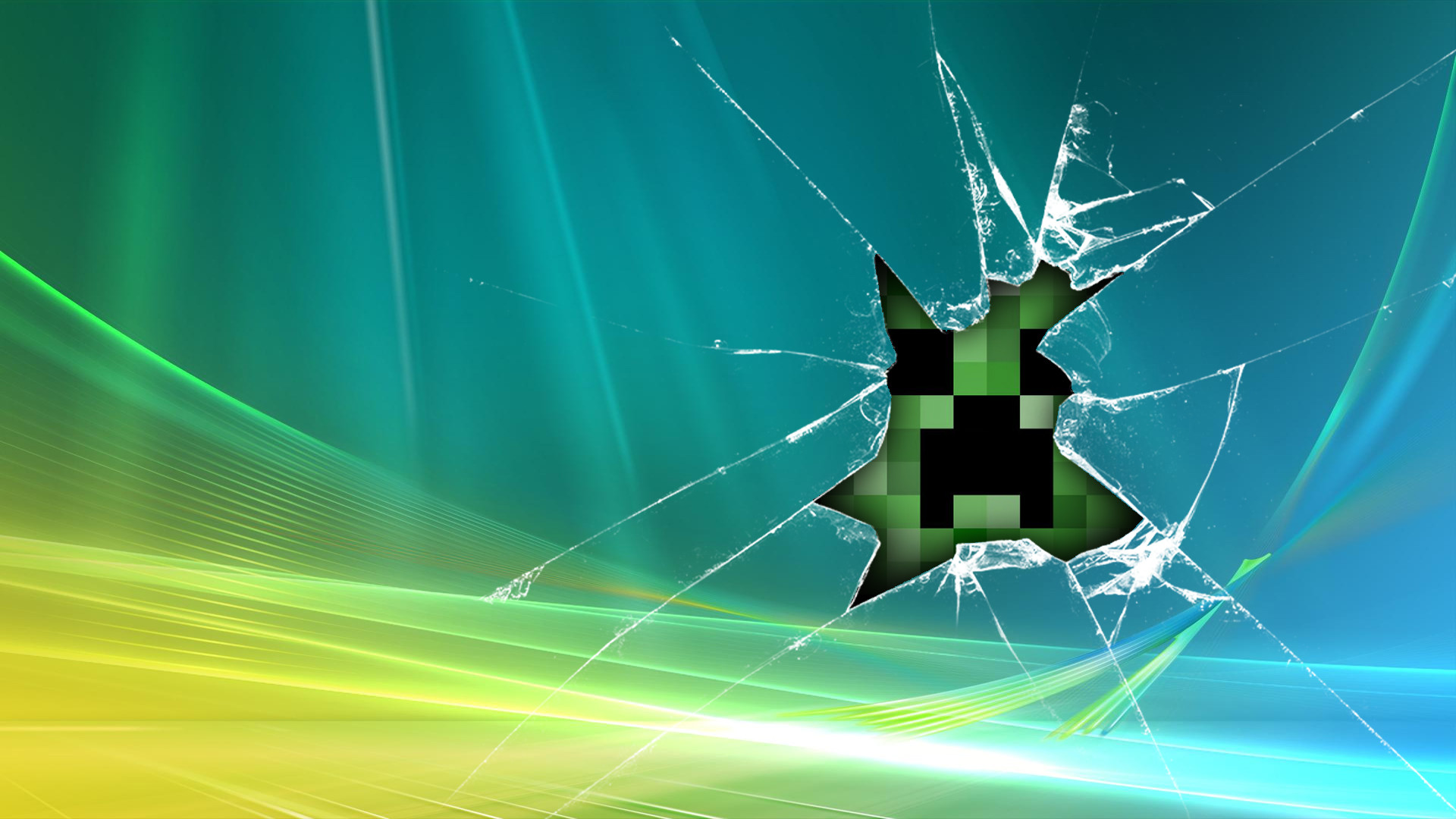 Cracked Screen Wallpaper Windows 10 77 Images