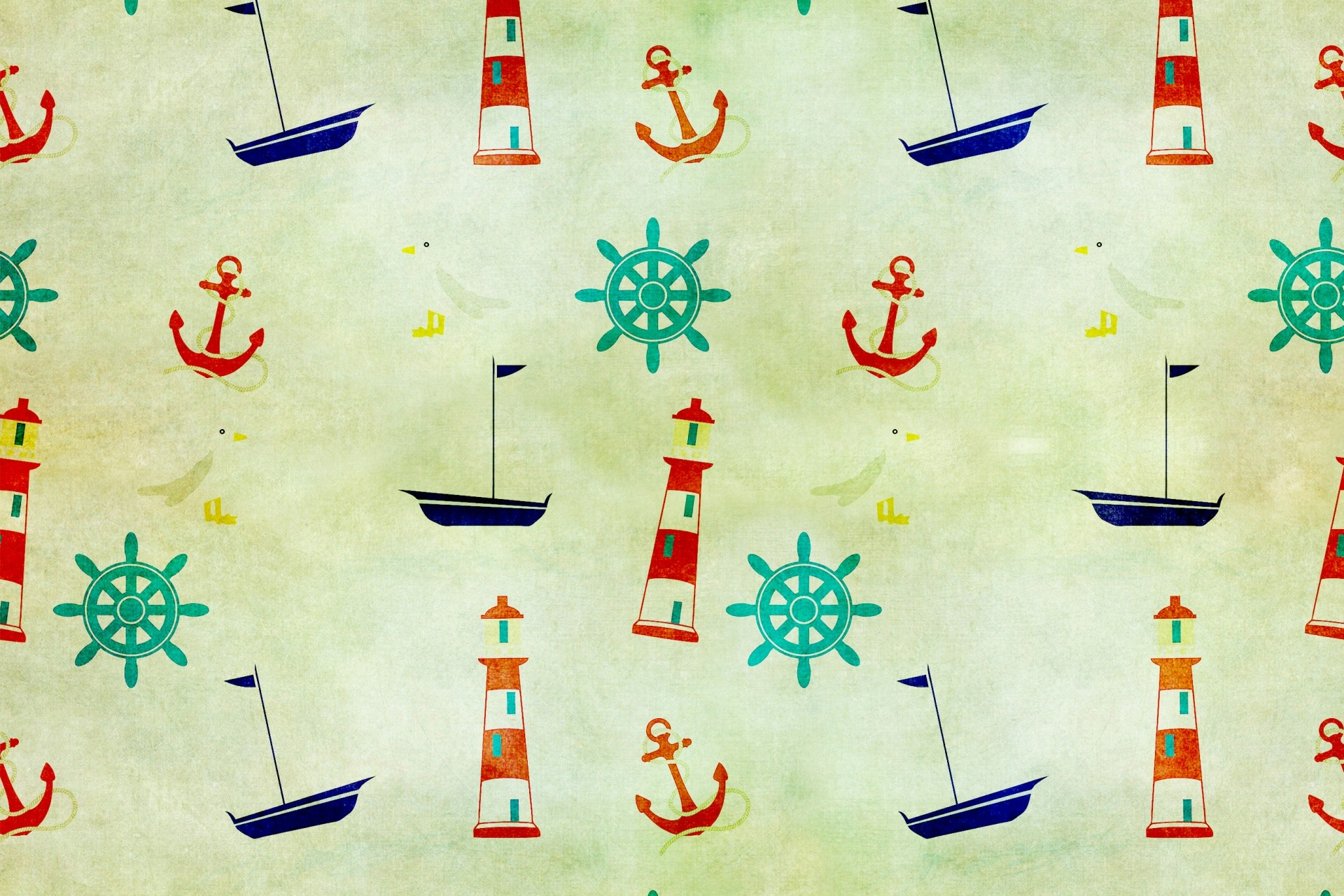 1920x1280 Nautical Wallpaper Vintage