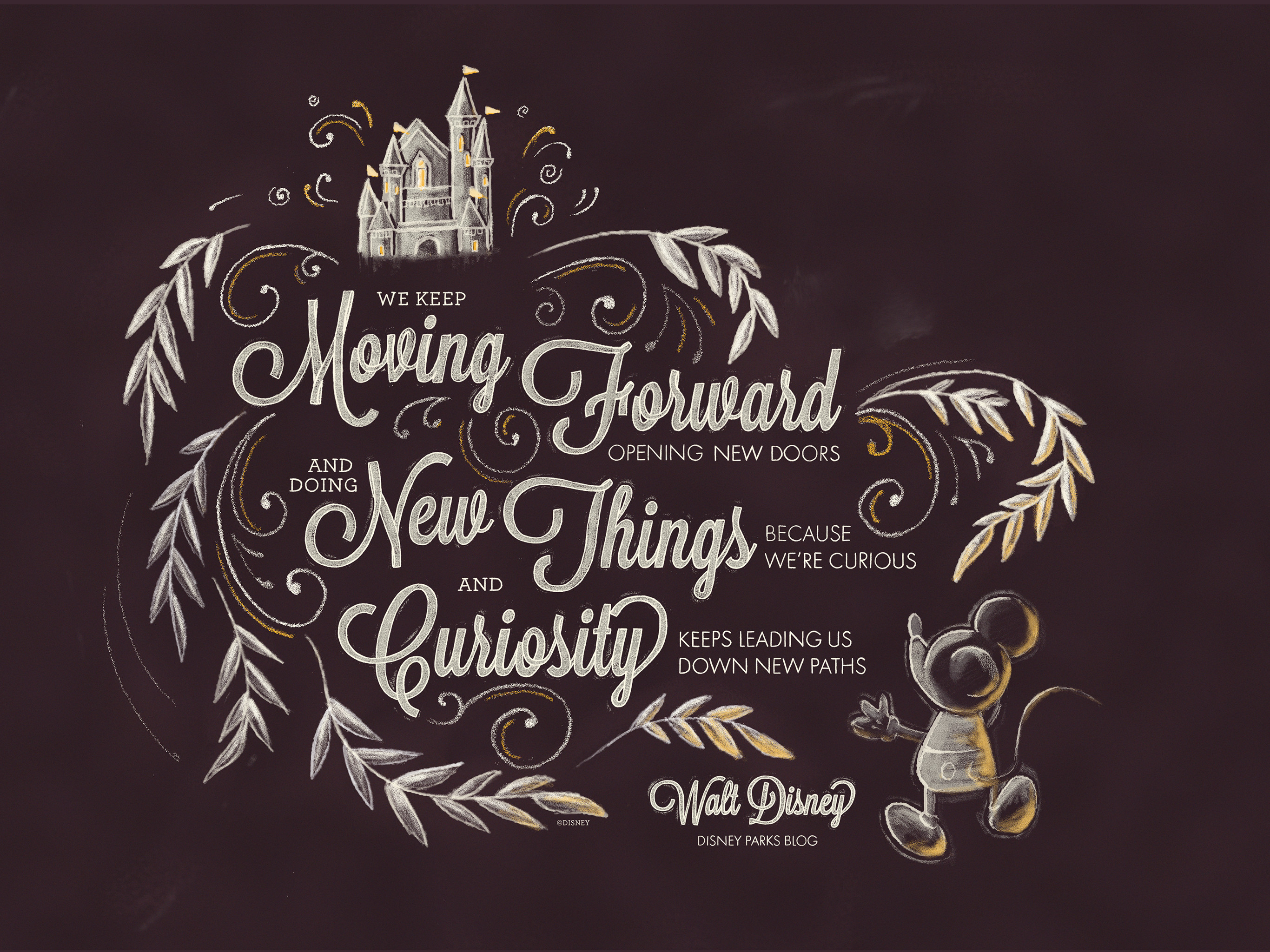 Disney Quotes Desktop Wallpaper (66+ Images