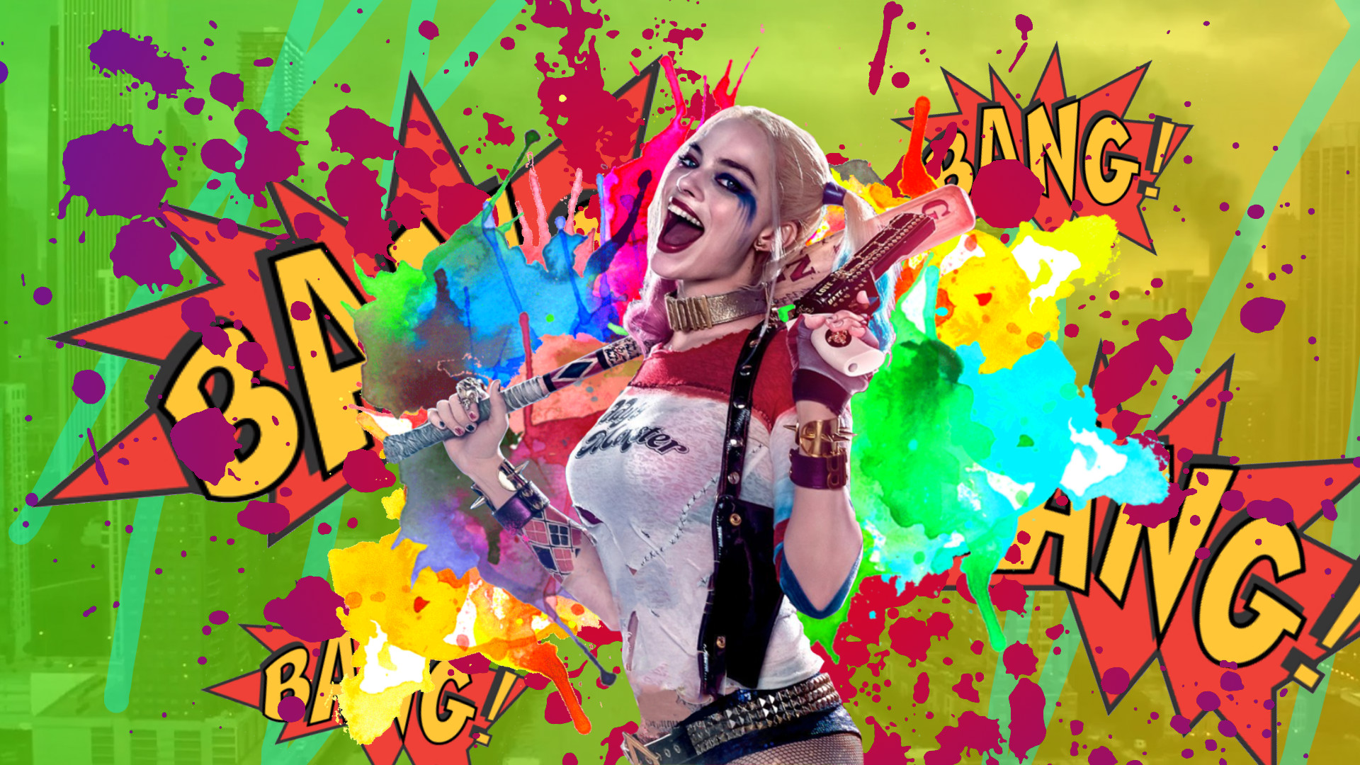 Harley Quinn Wallpaper Suicide Squad: Joker And Harley Quinn Wallpaper (71+ Images