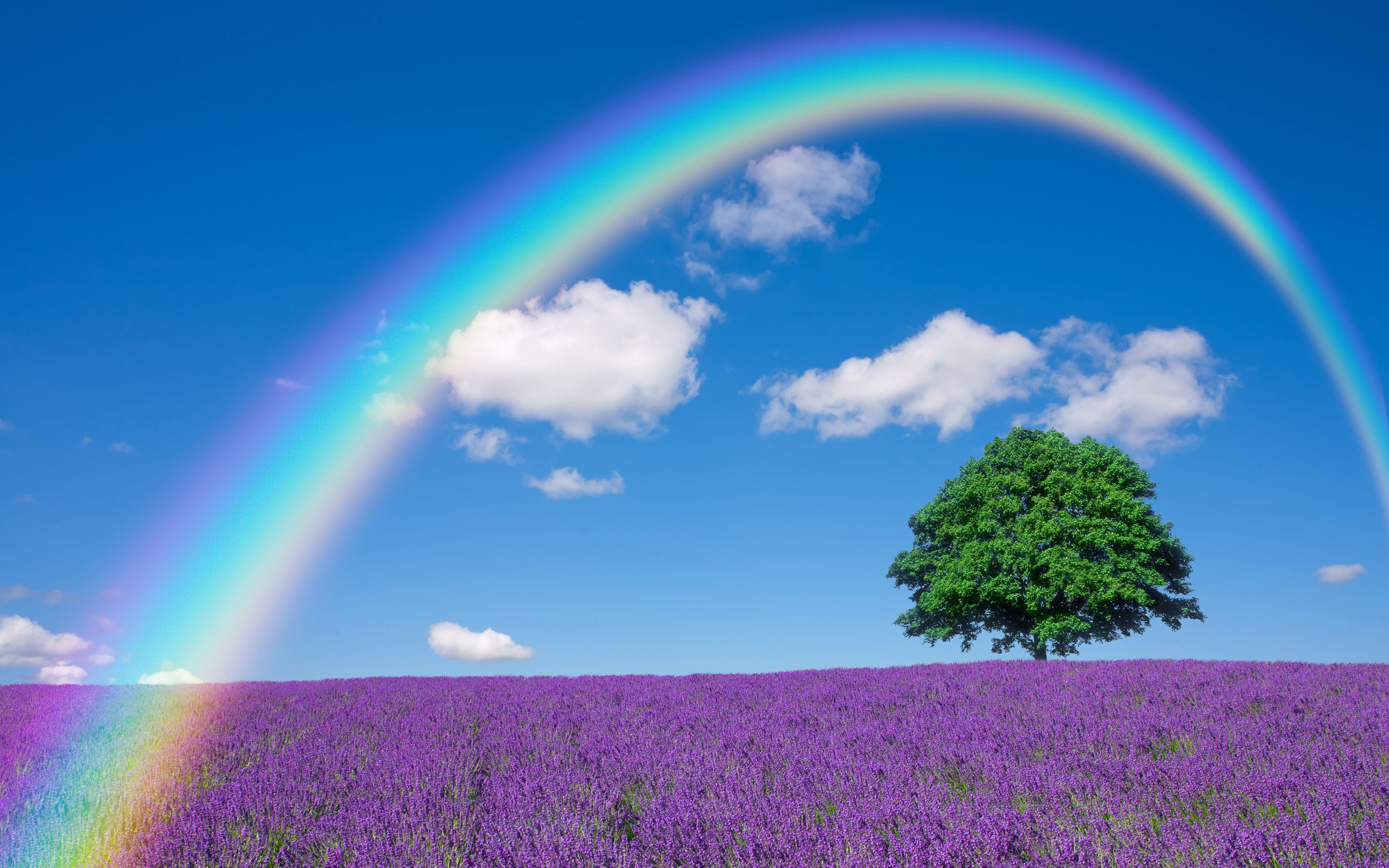 2880x1800 Rainbow HD Wallpapers 2015