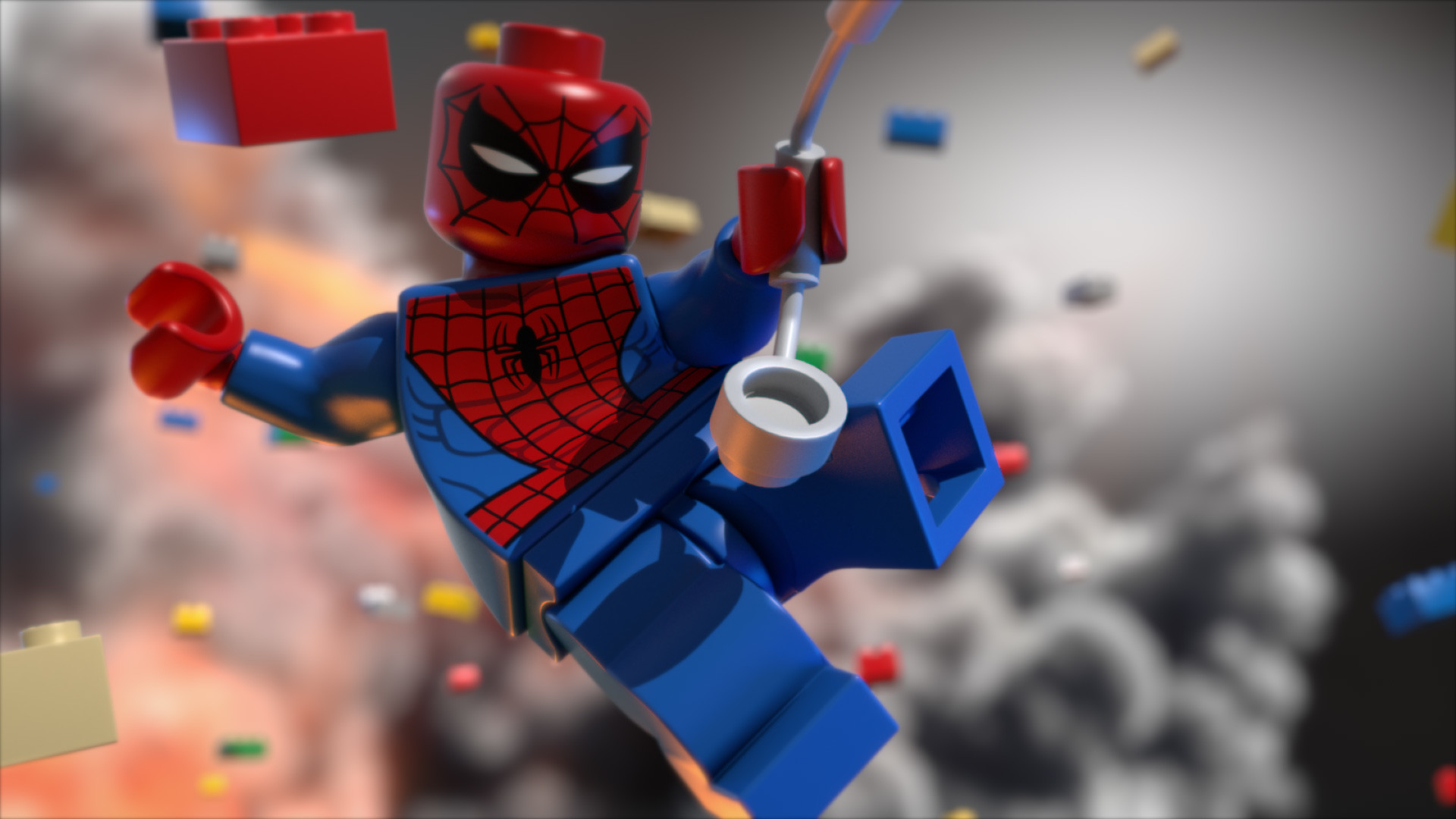 1920x1080 Spiderman [] ...