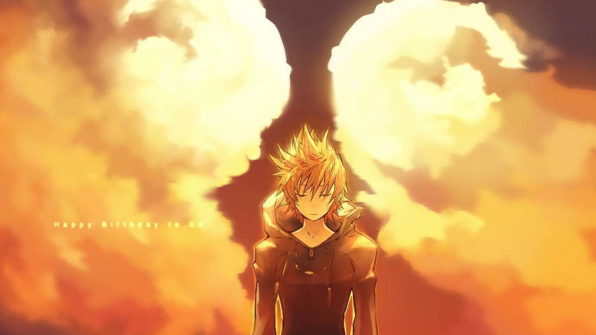 Roxas Kingdom Hearts Wallpaper 74 Images