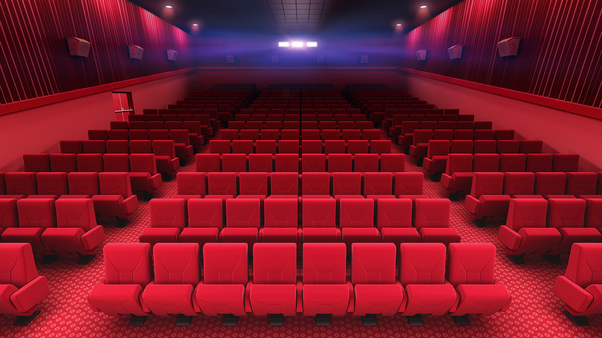 Movie theater wallpaper 59 images for Wallpaper home theater
