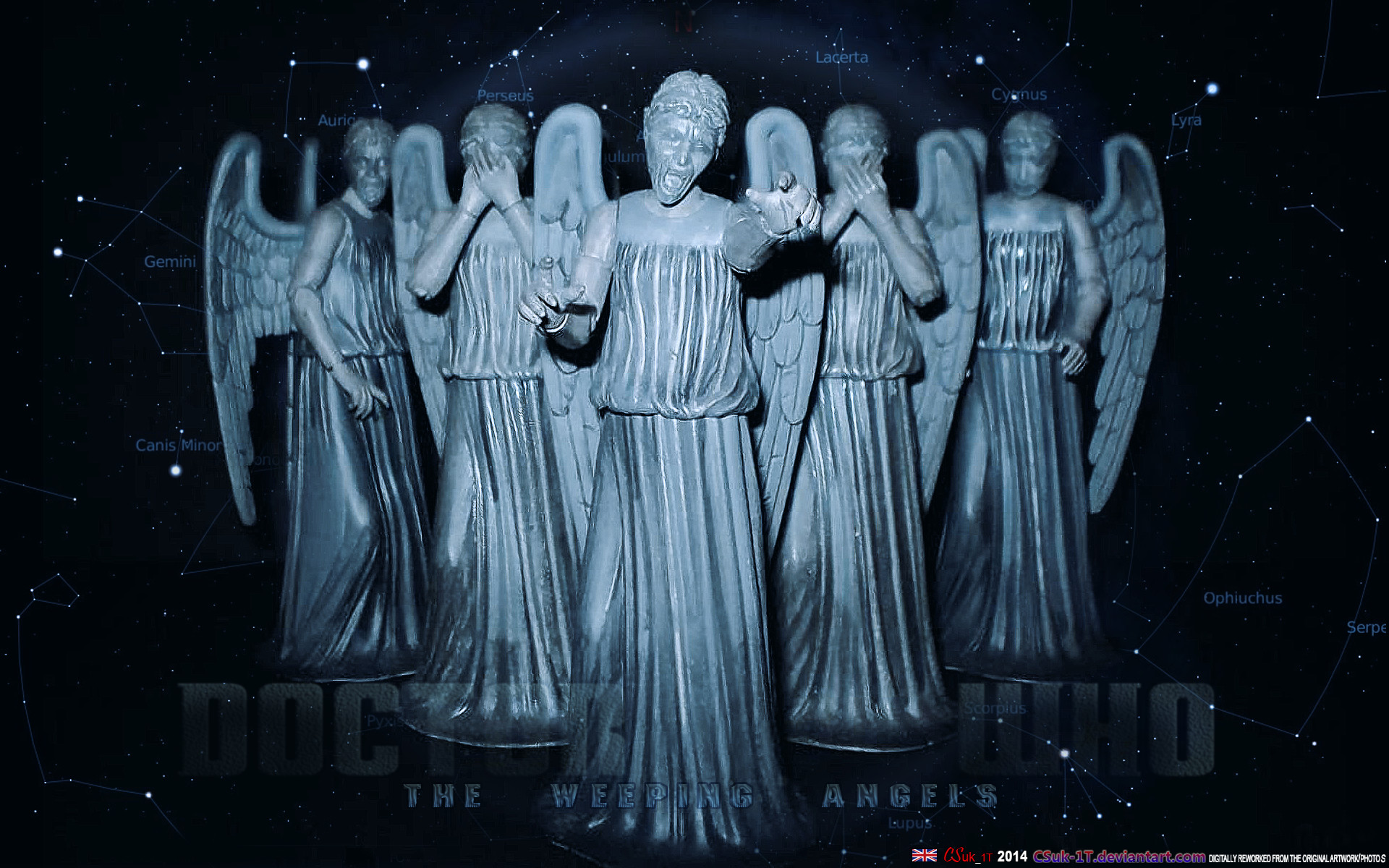 Weeping Angels Live Wallpaper 65 Images