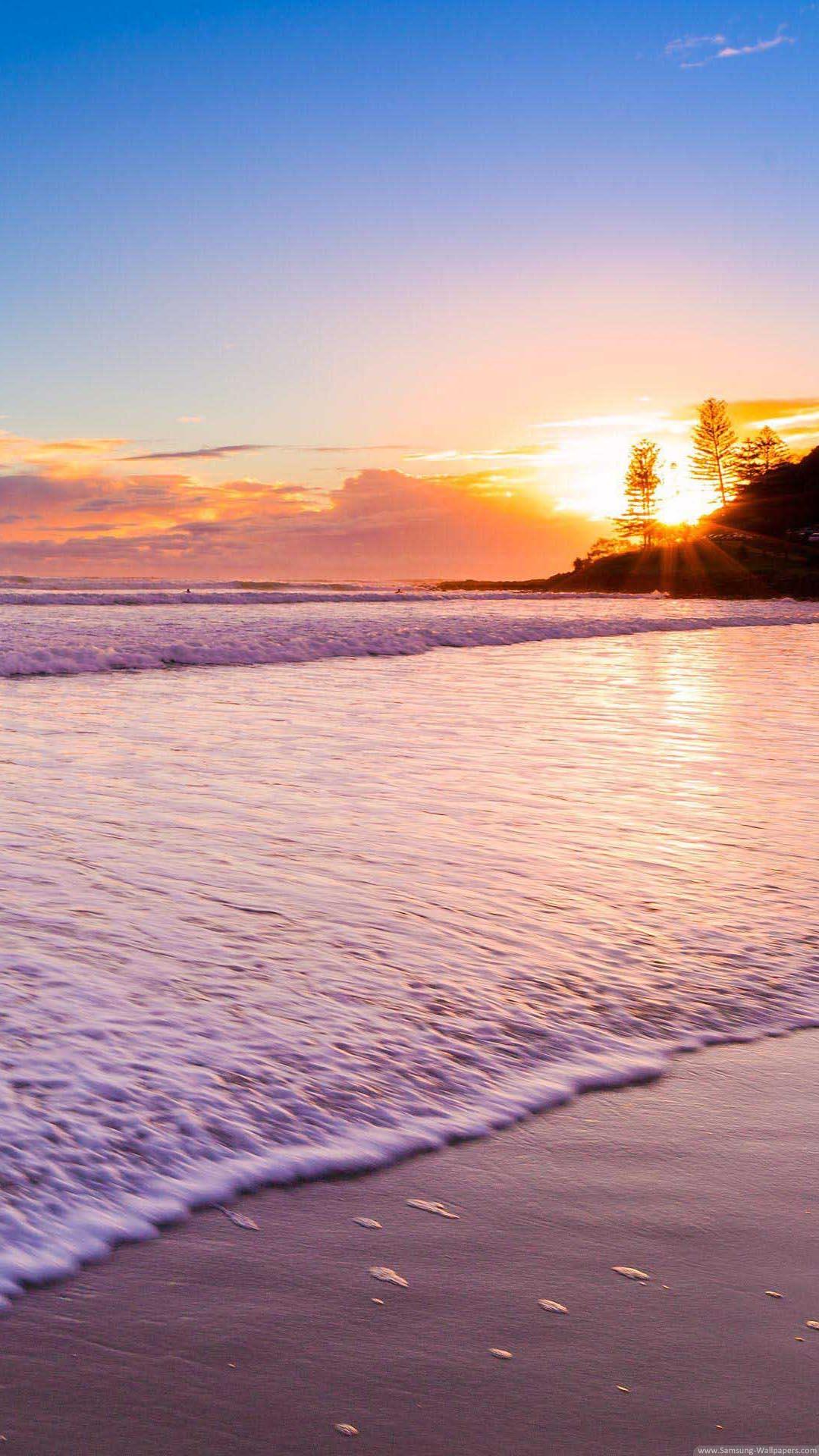Sunset Beach Wallpaper (70+ Images