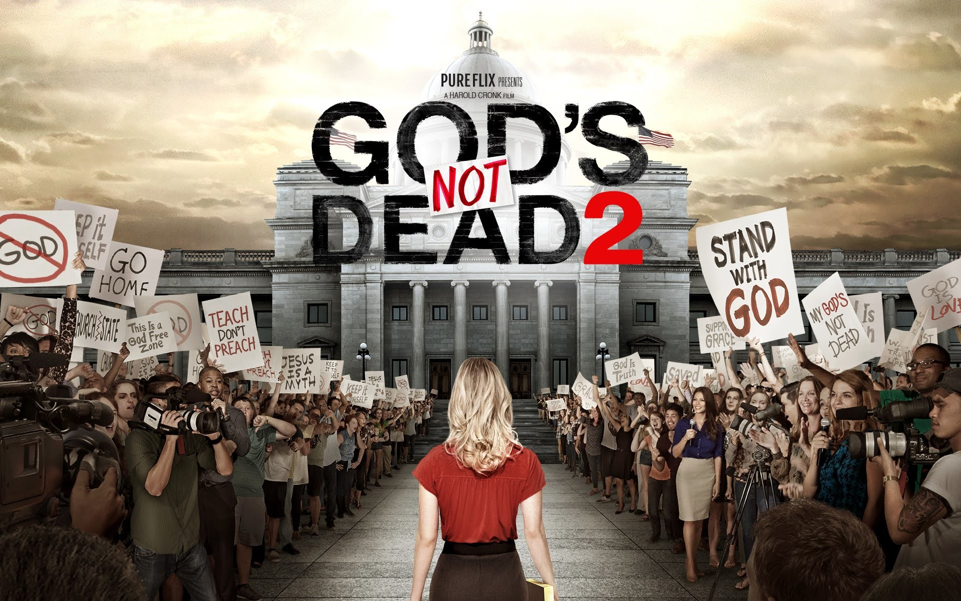 1920x1200 God's Not Dead 2 | Trailer | Now Playing | godsnotdeadthemovie.com - YouTube
