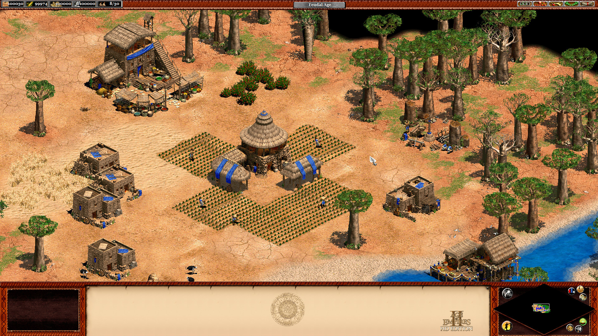 age of empires Age of empires is all about the players forming their own army, managing resources, building their ensemble studios, who created age of empires decided to make a spin-off series based on.