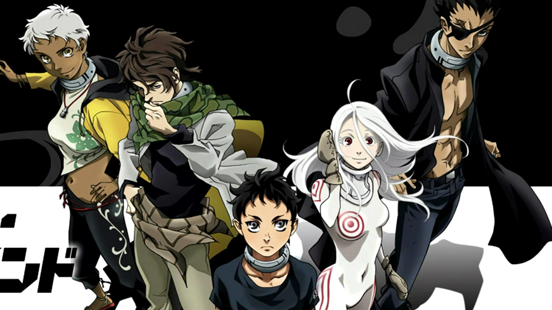 1920x1080 Deadman Wonderland HD Wallpaper