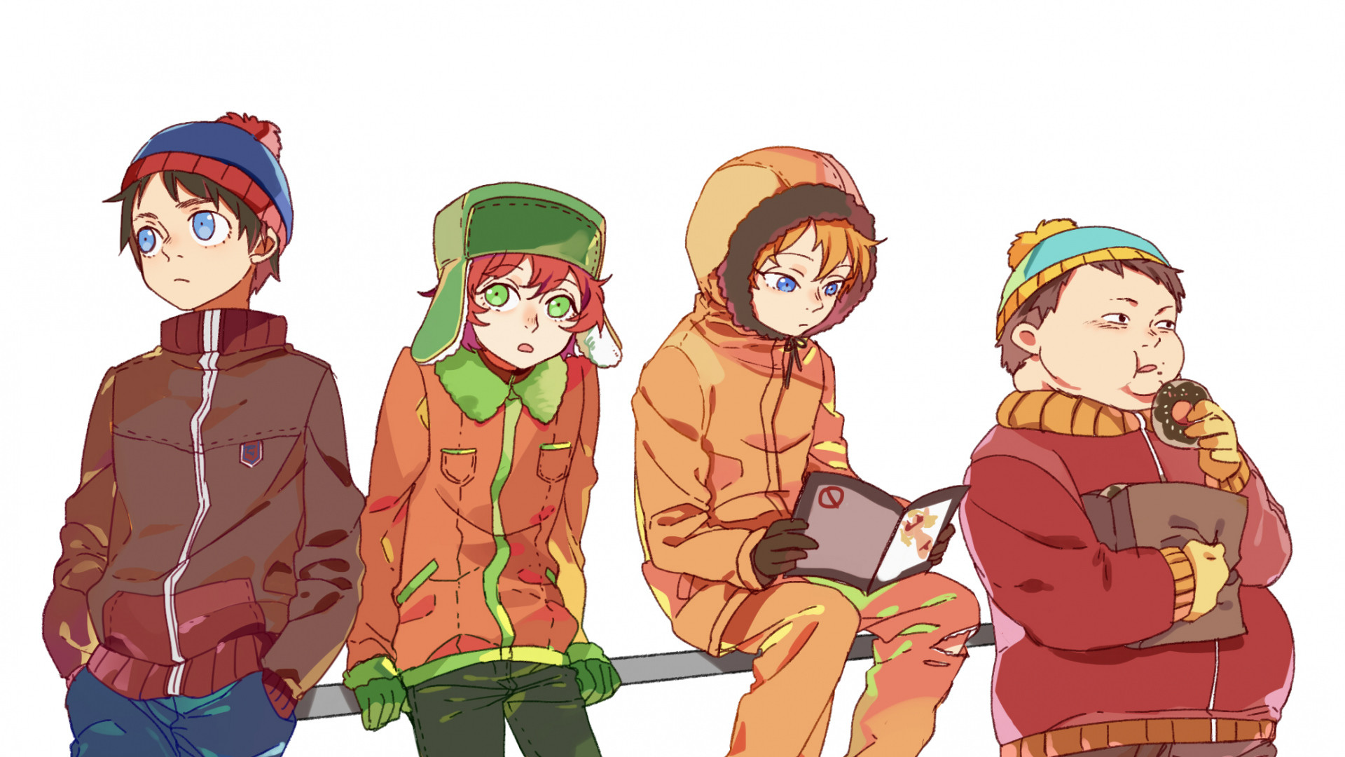 Funny South Park Wallpapers (65+ images)