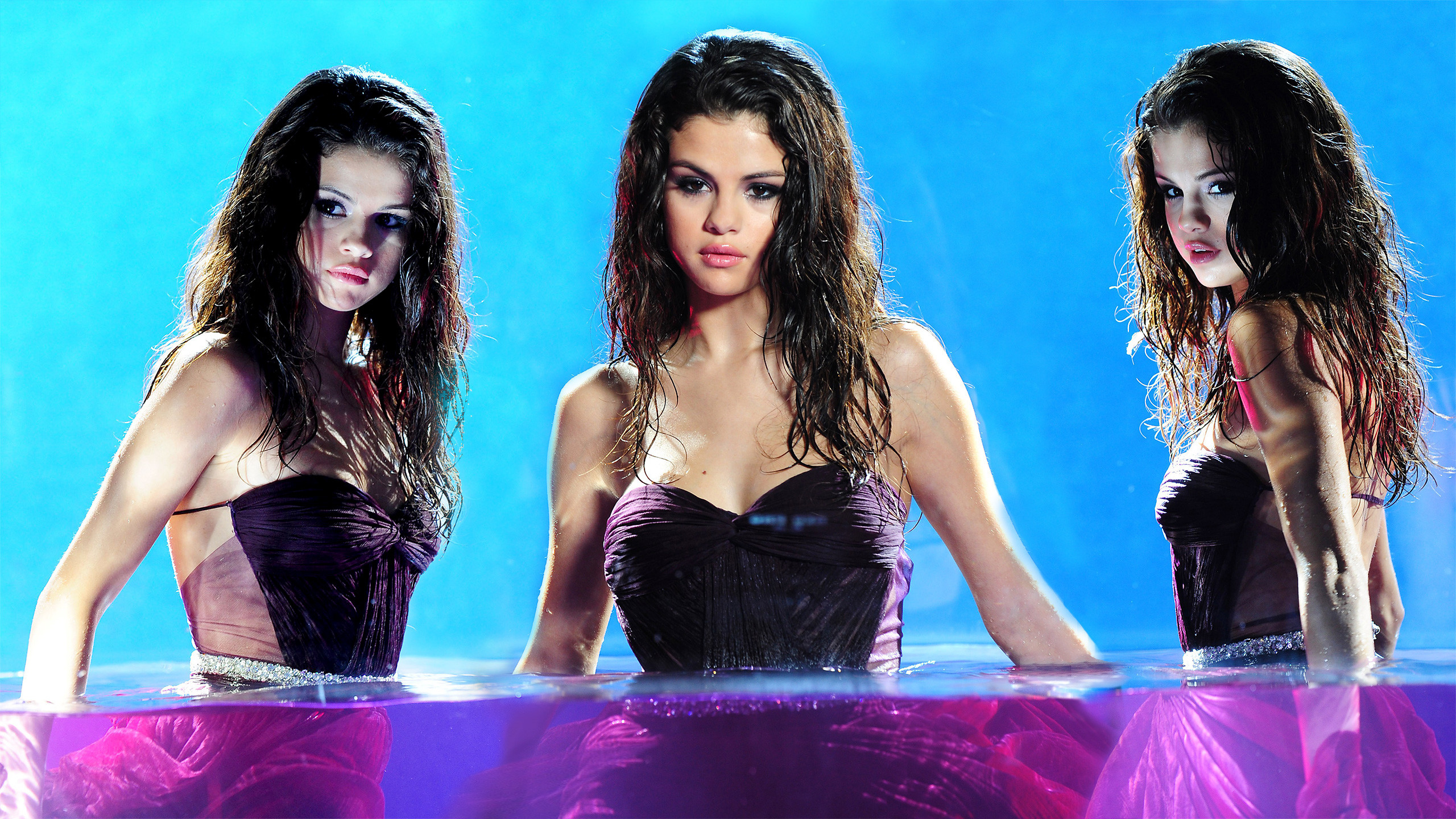 2560x1440 Selena Gomez Wallpapers: 10 Hot -06 - Full Size