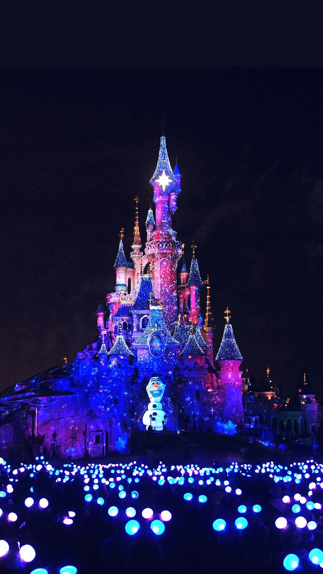 Disney Castle Iphone Wallpaper 74 Images