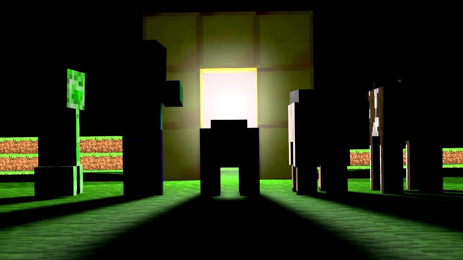 Epic Minecraft Backgrounds (72+ Images