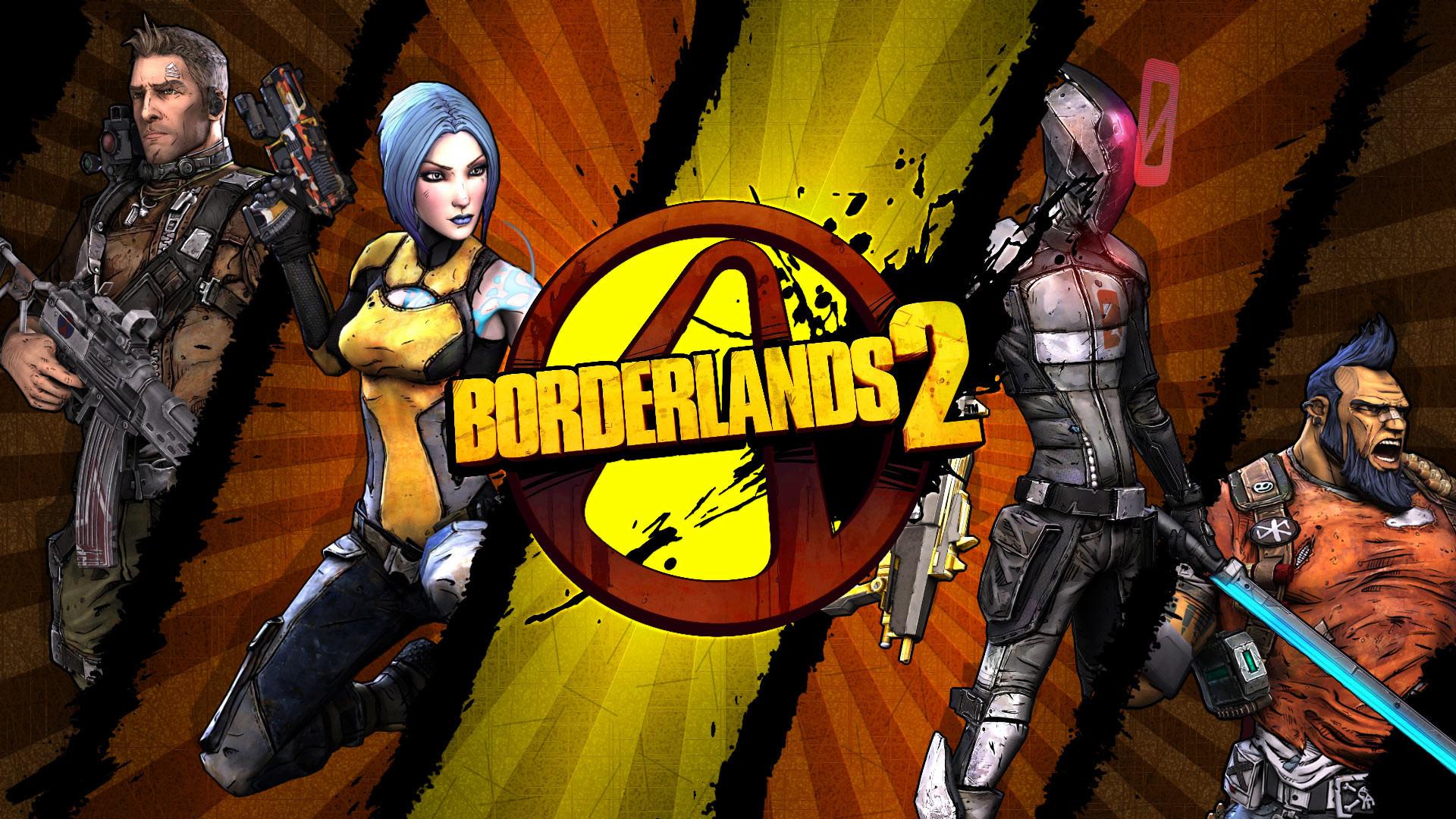 Borderlands 2 Background HD Mechromancer (80+ images)