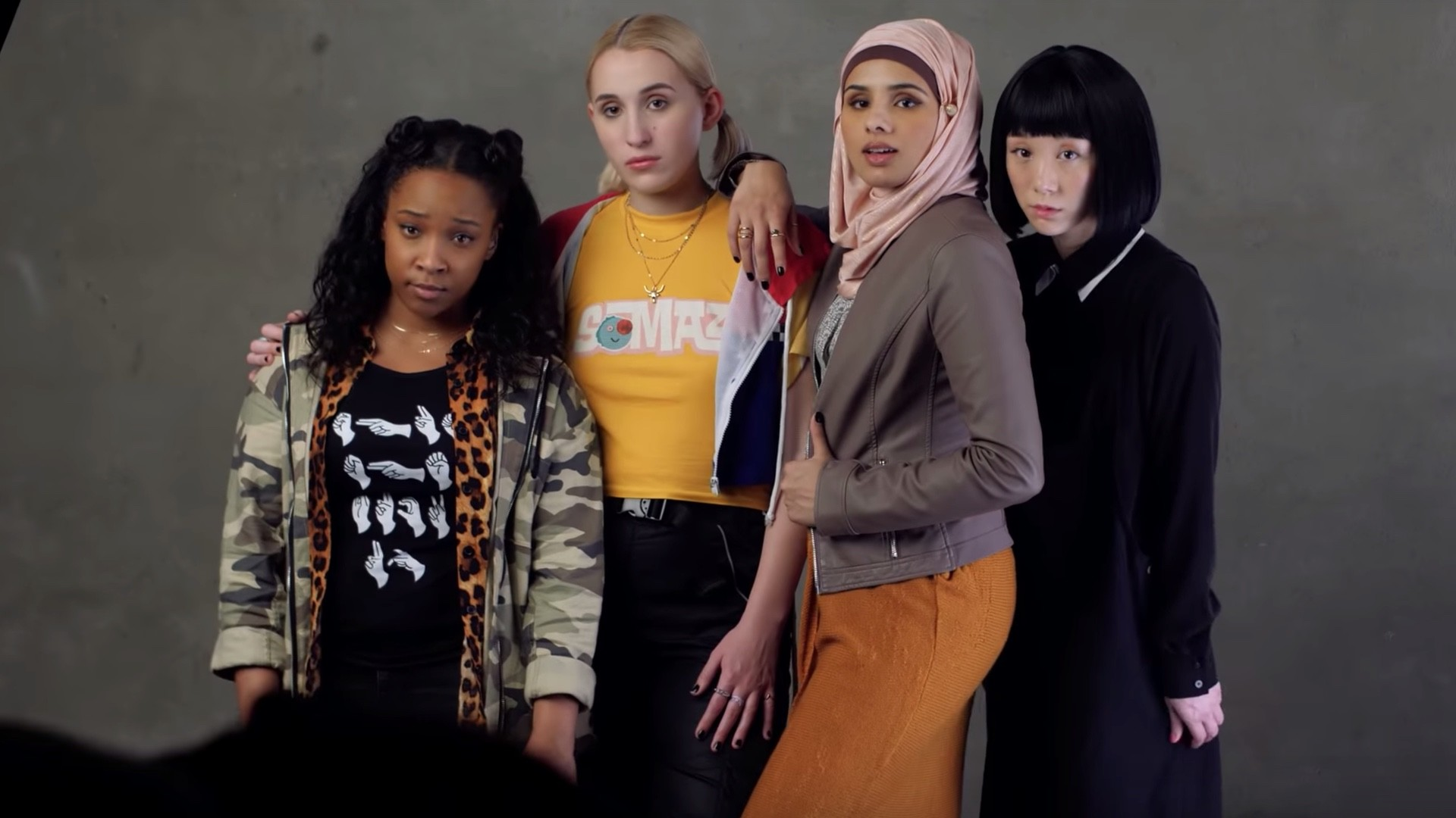1920x1080 Kevin Smith Introduces the Young and Diverse Girl Gang in New JAY AND SILENT  BOB REBOOT Set Video — GeekTyrant