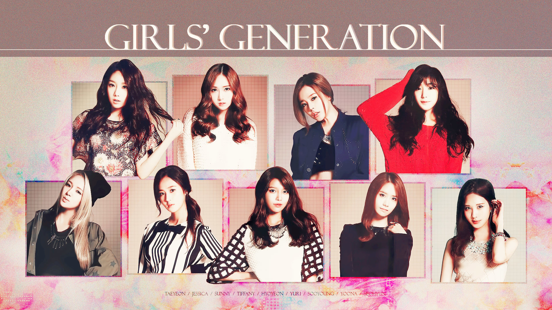 Snsd Wallpaper 2018 76 Images
