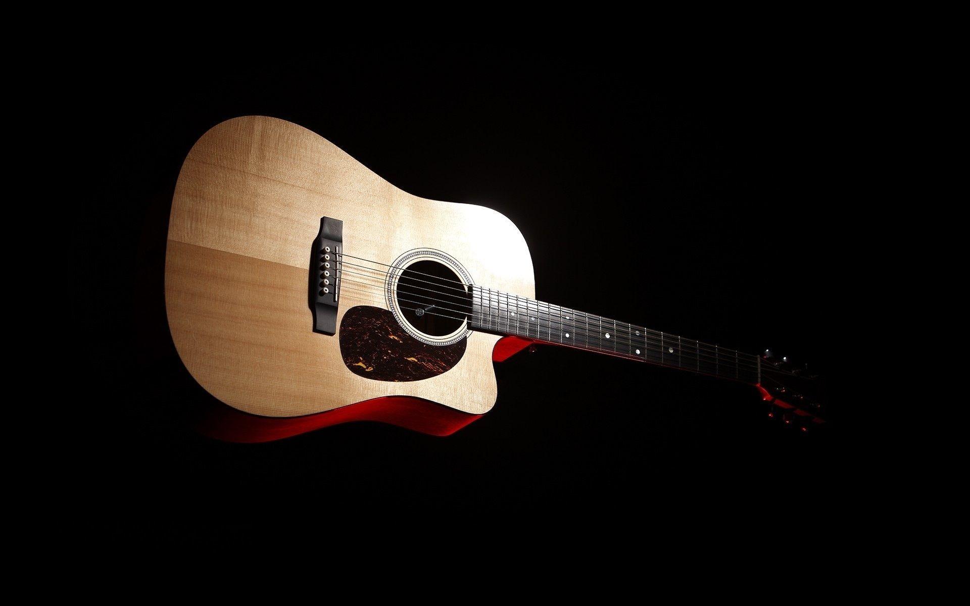 Guitar Black Background (48+ Images