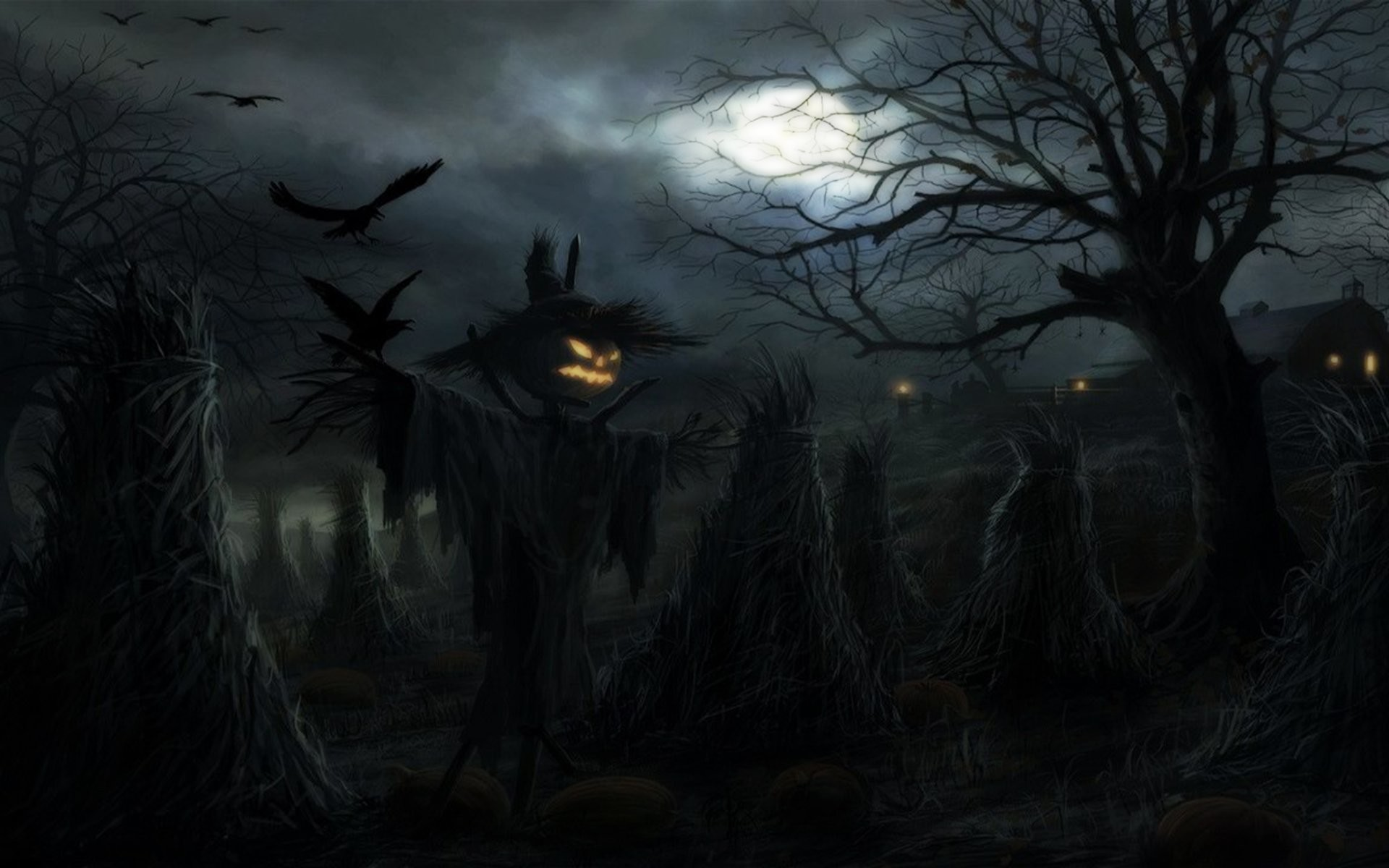 1920x1200 Scary Halloween 737663. SHARE. TAGS: Images Desktop ...