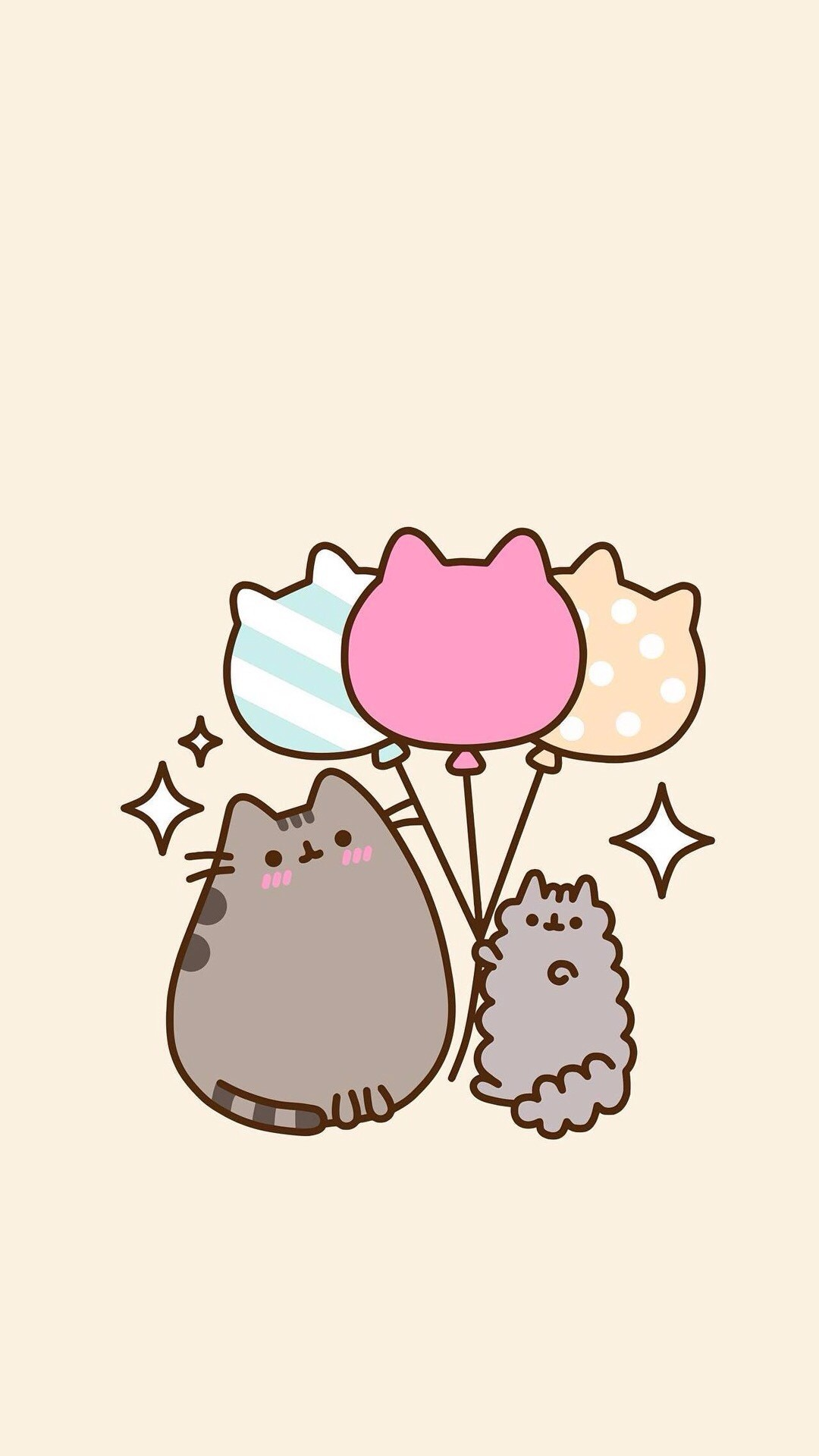 Pusheen wallpapers 56 images - Cat wallpaper cartoon ...