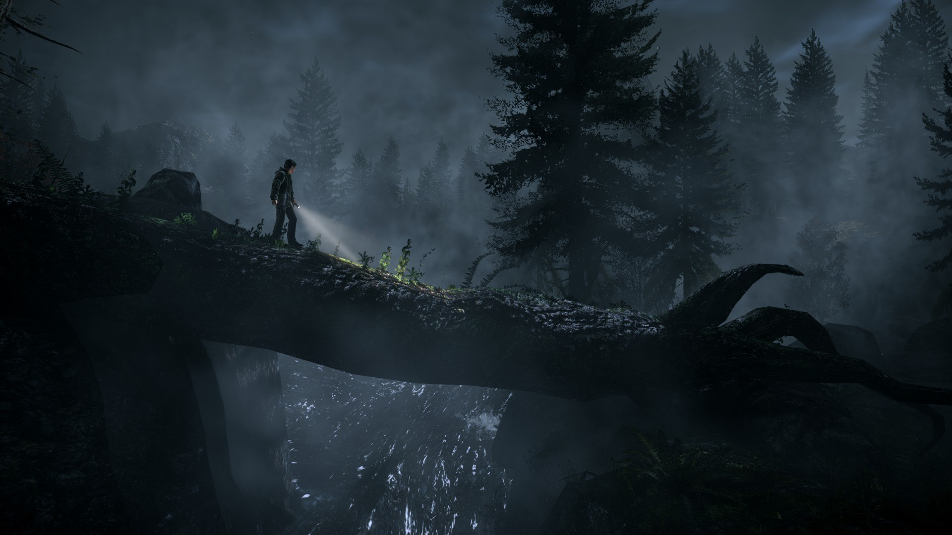 1920x1080 Wallpaper from Alan Wake