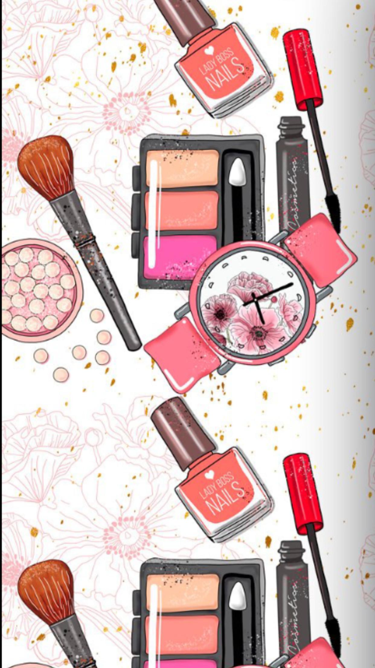 Makeup Wallpapers For Desktop 67 Images