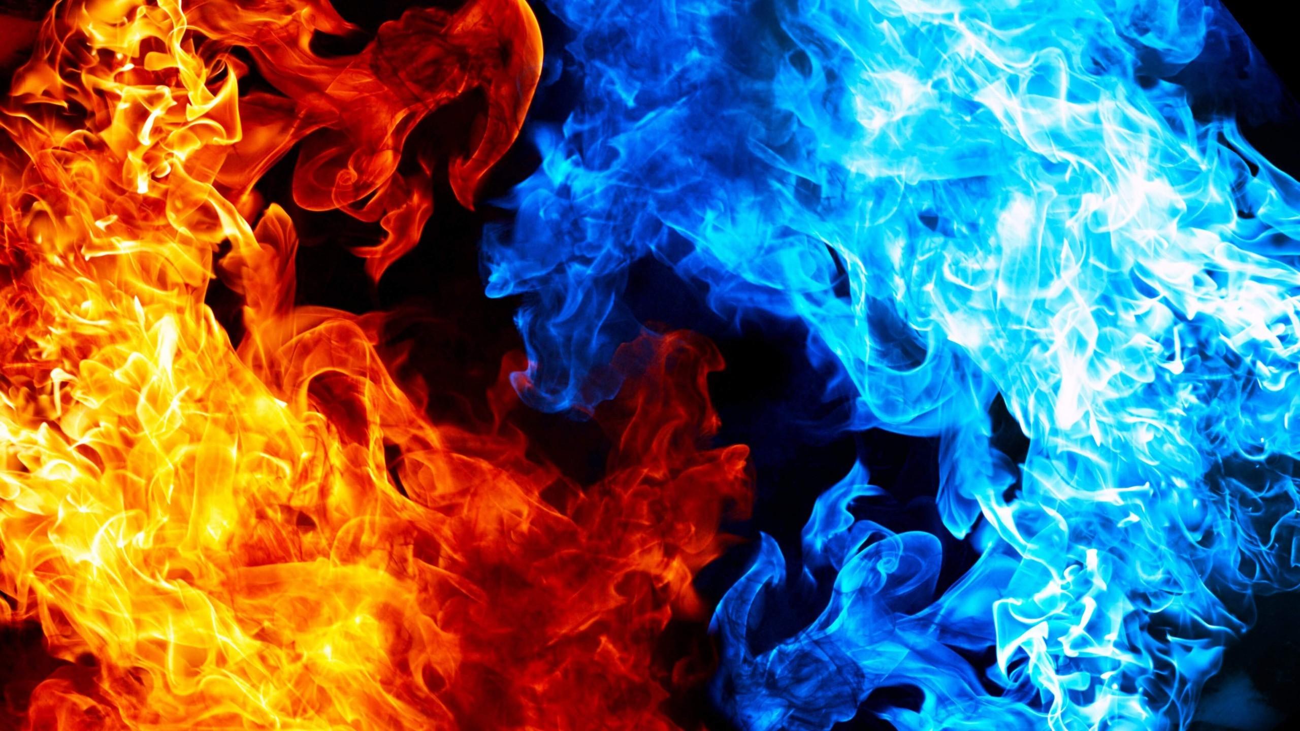 Blue Fire Wallpaper Hd 70 Images