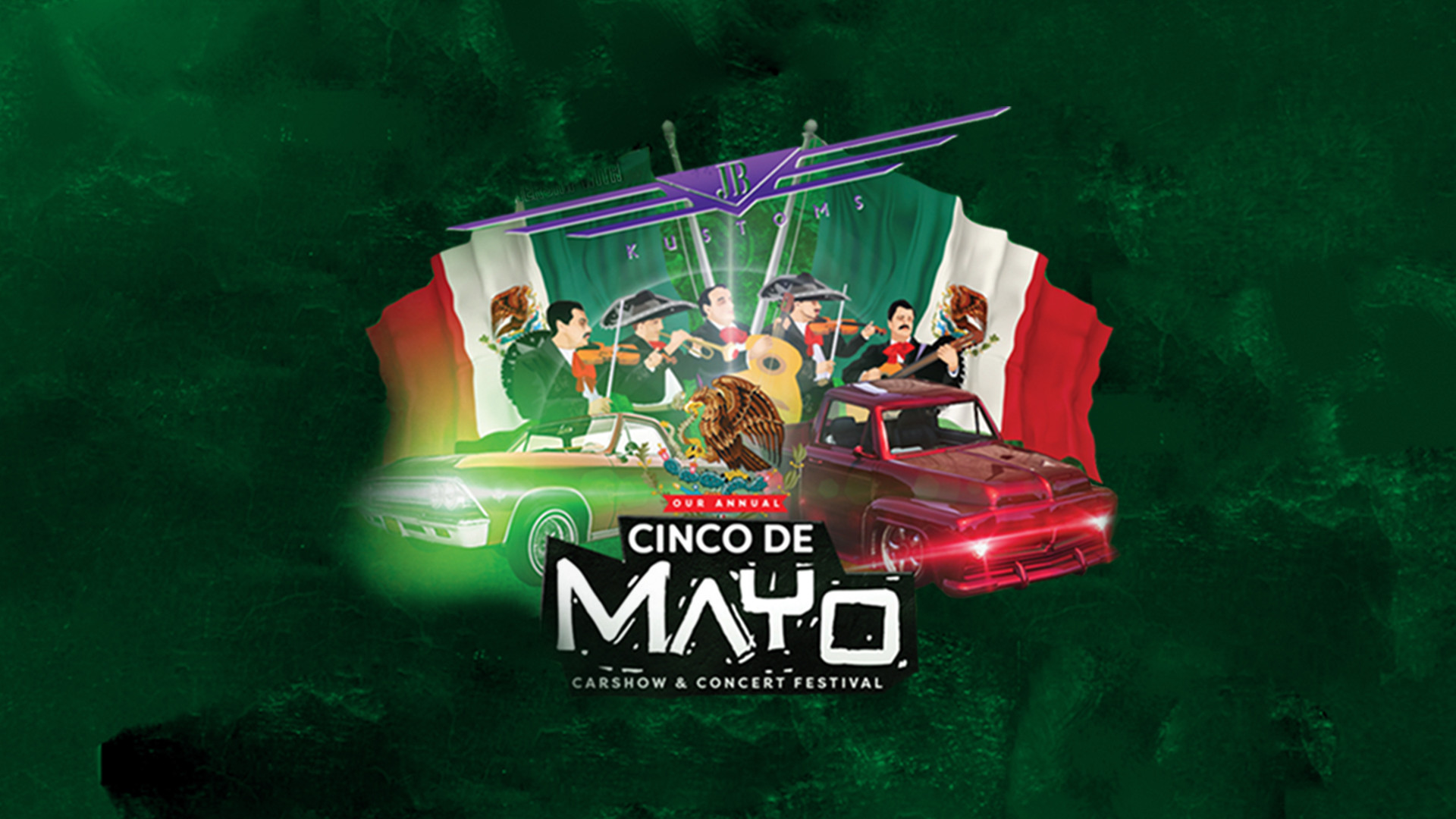 1920x1080 On Sunday, May 7th, at 5 pm in Legacy Park, Trinity Conexion Latina will be  hosting the annual Cinco de Mayo event. This celebration will include a Car  Show ...