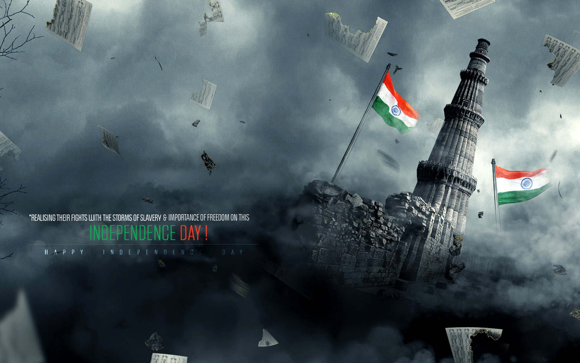 1920x1200 Beautiful Indian Independence Day Wallpapers and Greetings | HD Wallpapers  | Pinterest | Wallpaper