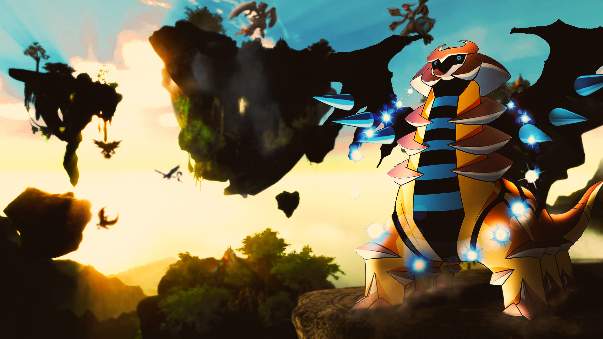 Shiny Pokemon Wallpaper (76+ images)